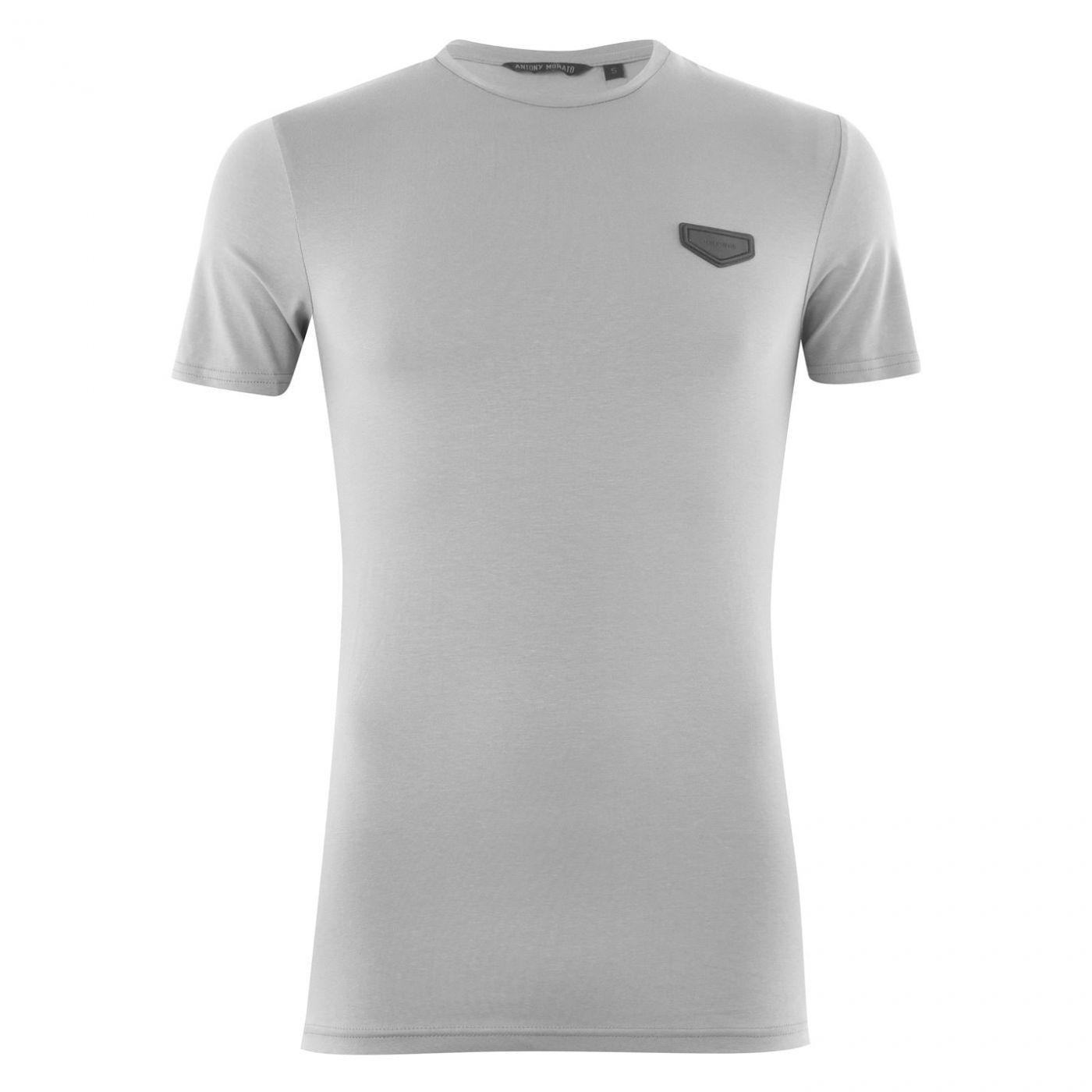 Antony Morato Logo Patch T Shirt