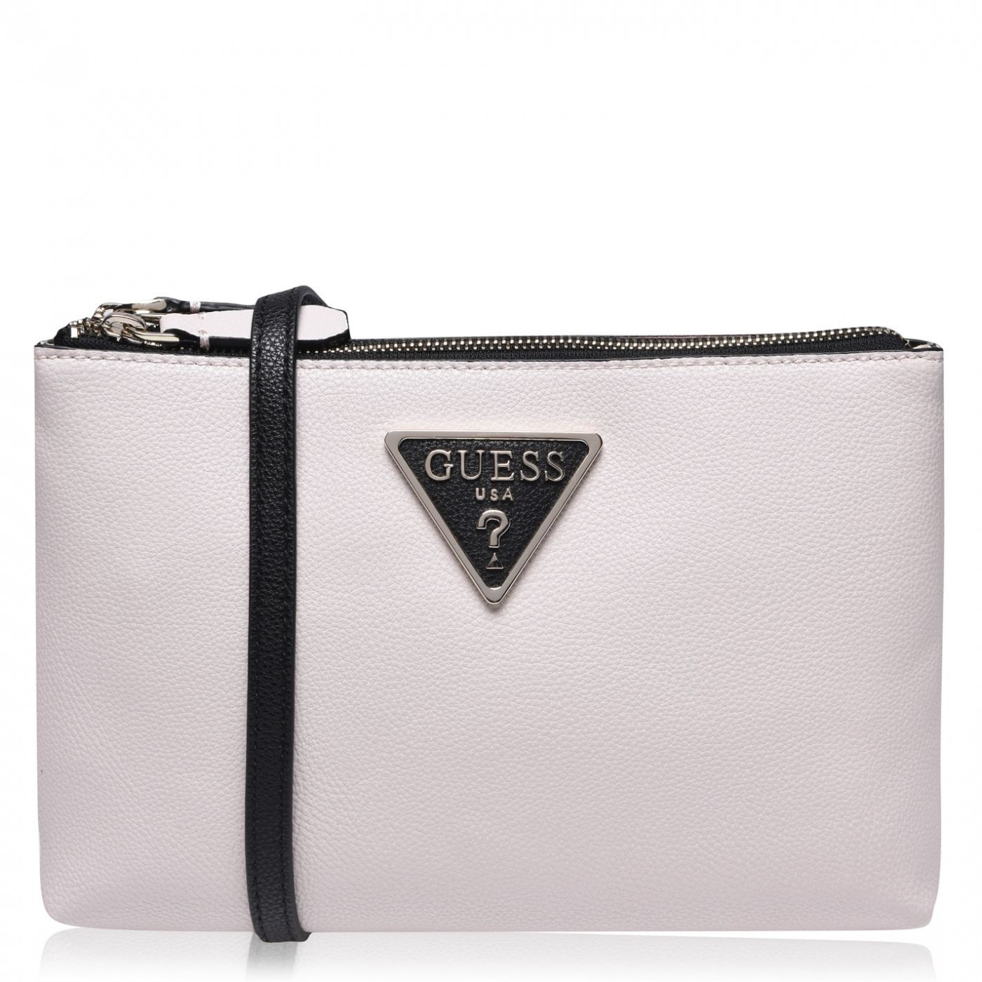 Guess Double Zip Michy Hand Bag
