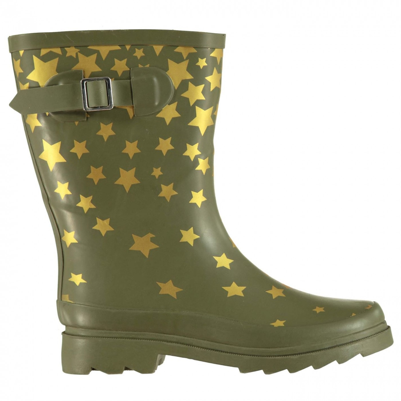 Rock and Rags Star Ladies Wellington Boots