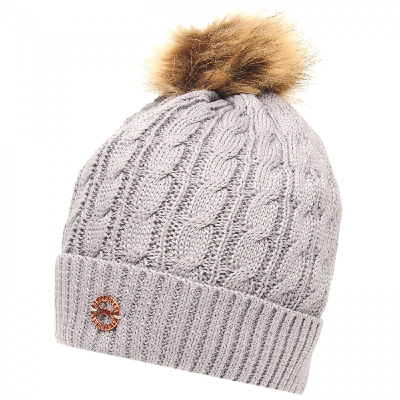 Slazenger Golf Knit Hat Ladies