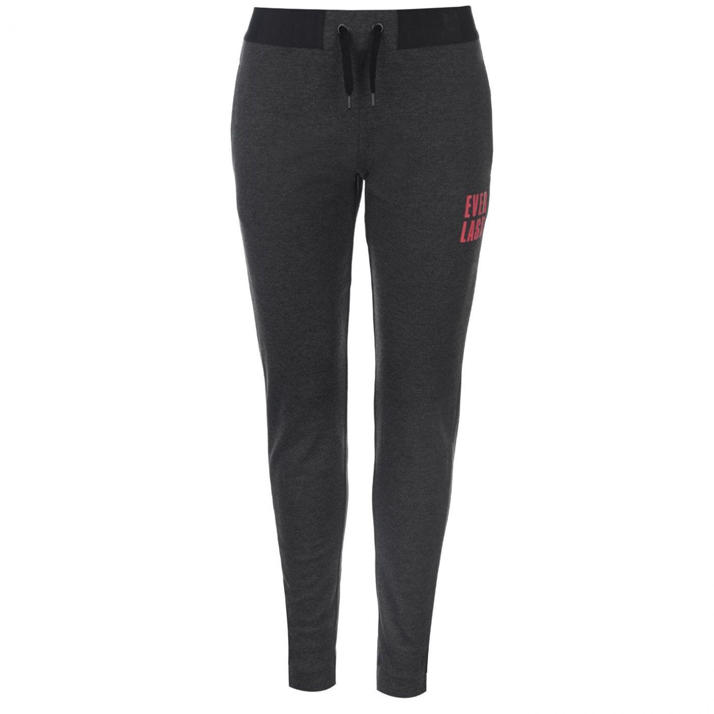 Everlast Closed Hem Interlocked Jogging Pants Ladies