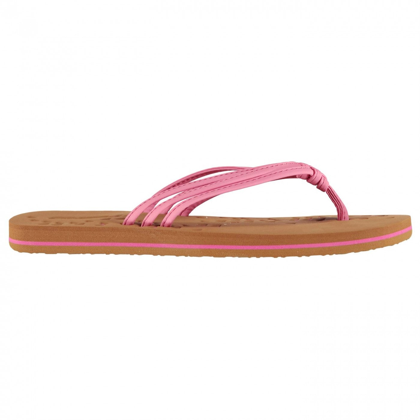 ONeill Ditsy Flip Flops Junior Girls