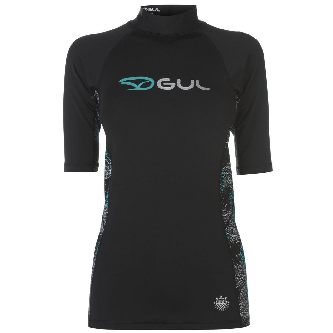 Gul Short Sleeve Rash Vest Ladies