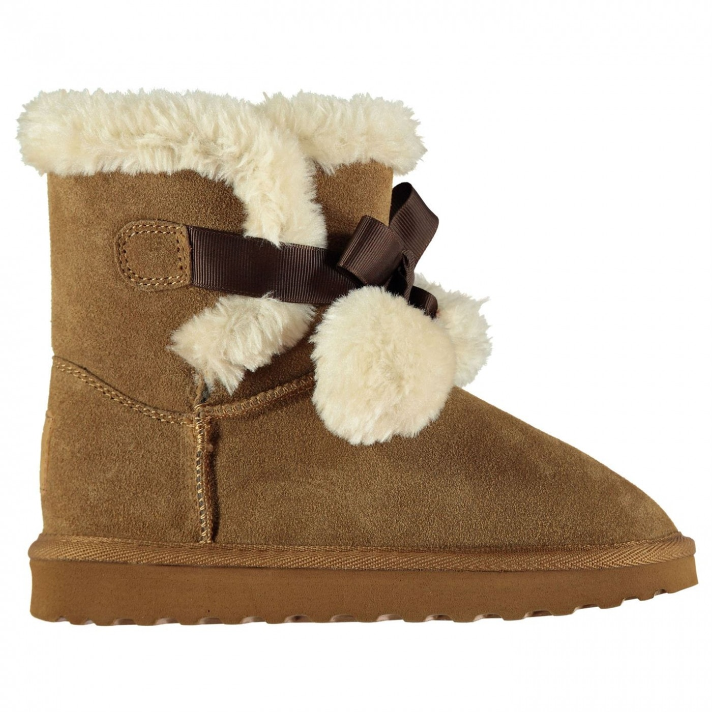 SoulCal Carmel Snug Boots Infant Girls