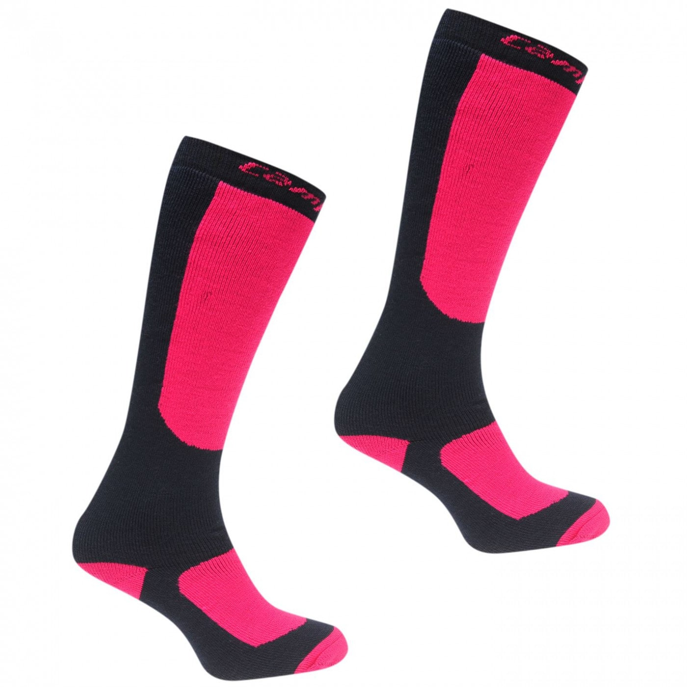 Campri Snow Socks 2 Pack Juniors