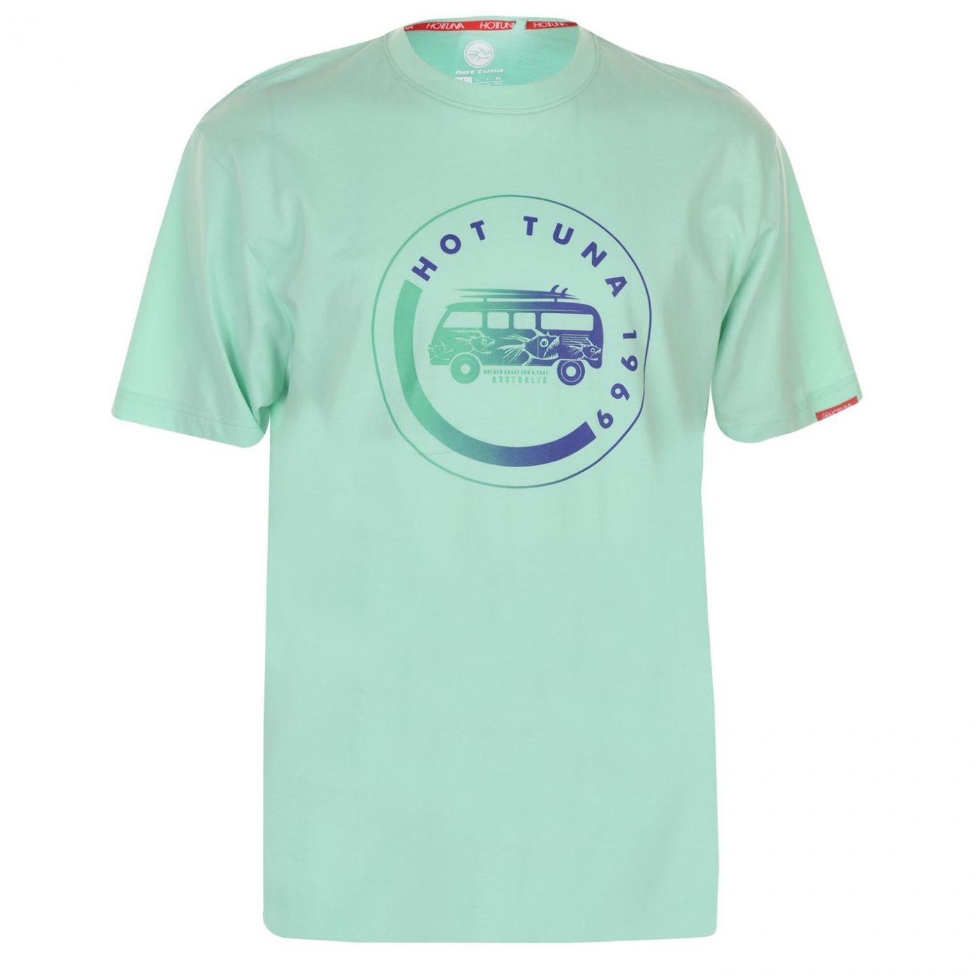 Hot Tuna Crew T Shirt Mens