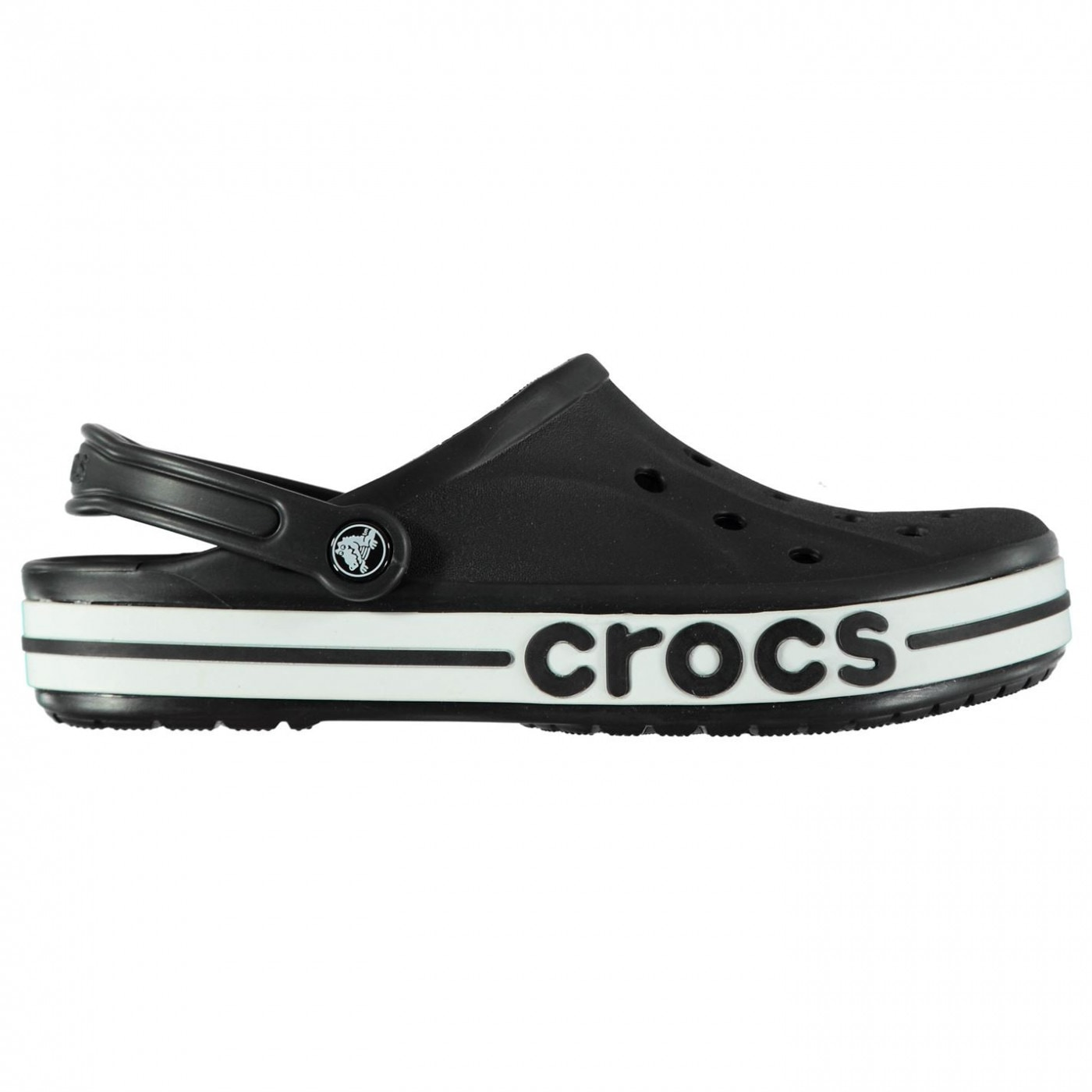 Crocs Baya Band Mens Sandals