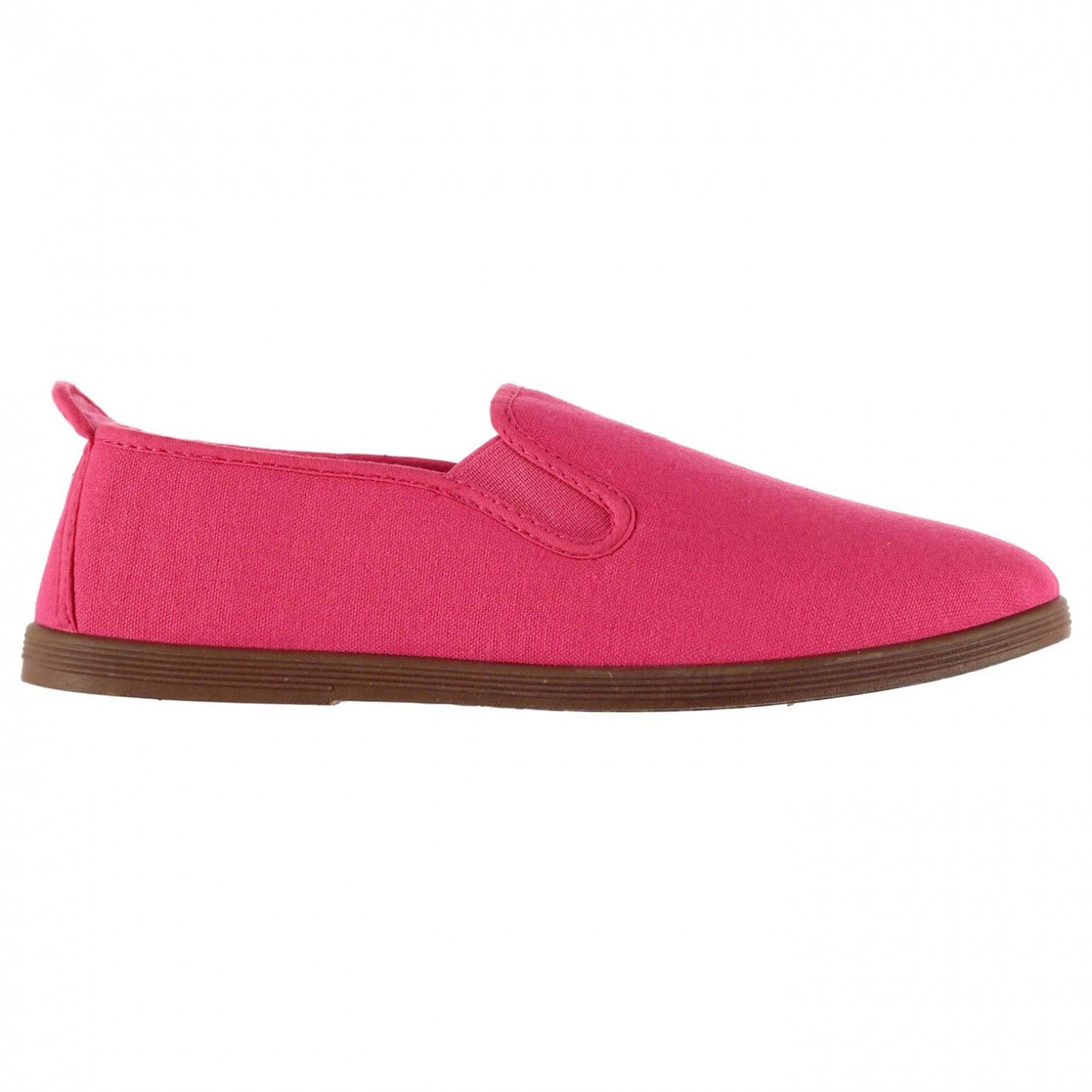 Miss Fiori Kung Fu Ladies Canvas Shoes