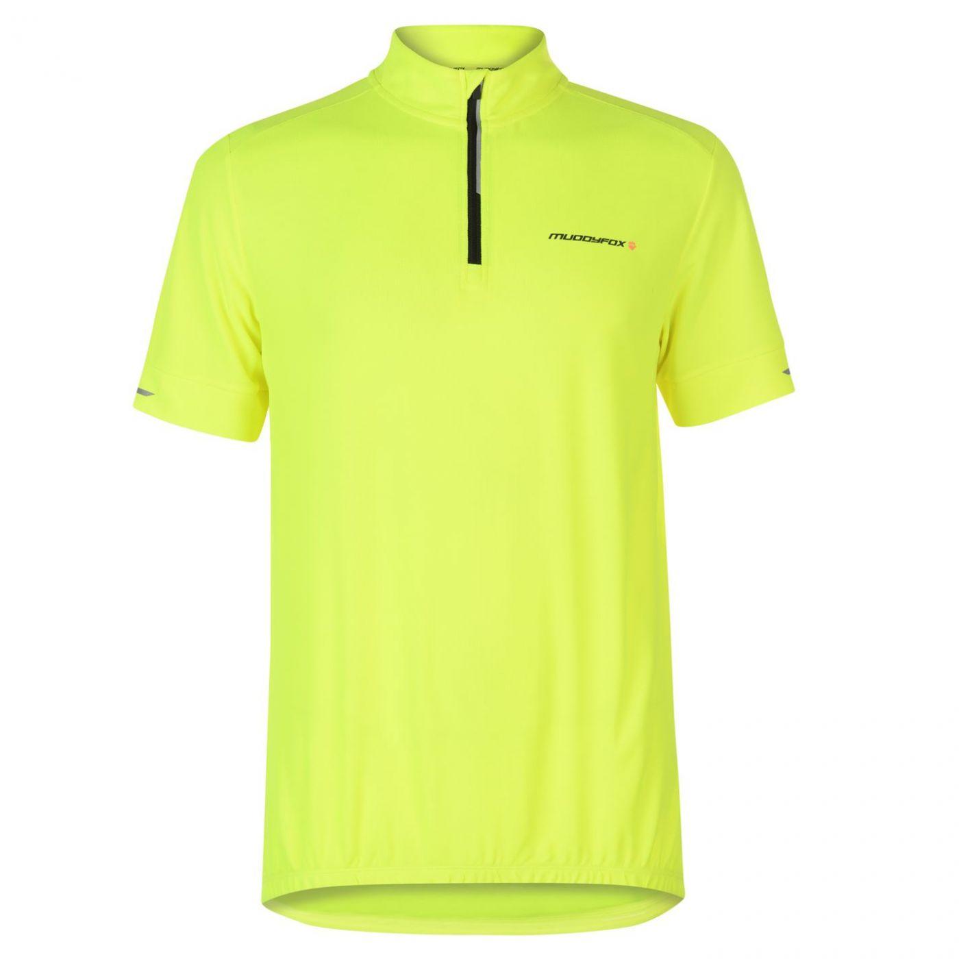 Muddyfox Cycling Short Sleeve Jersey Mens