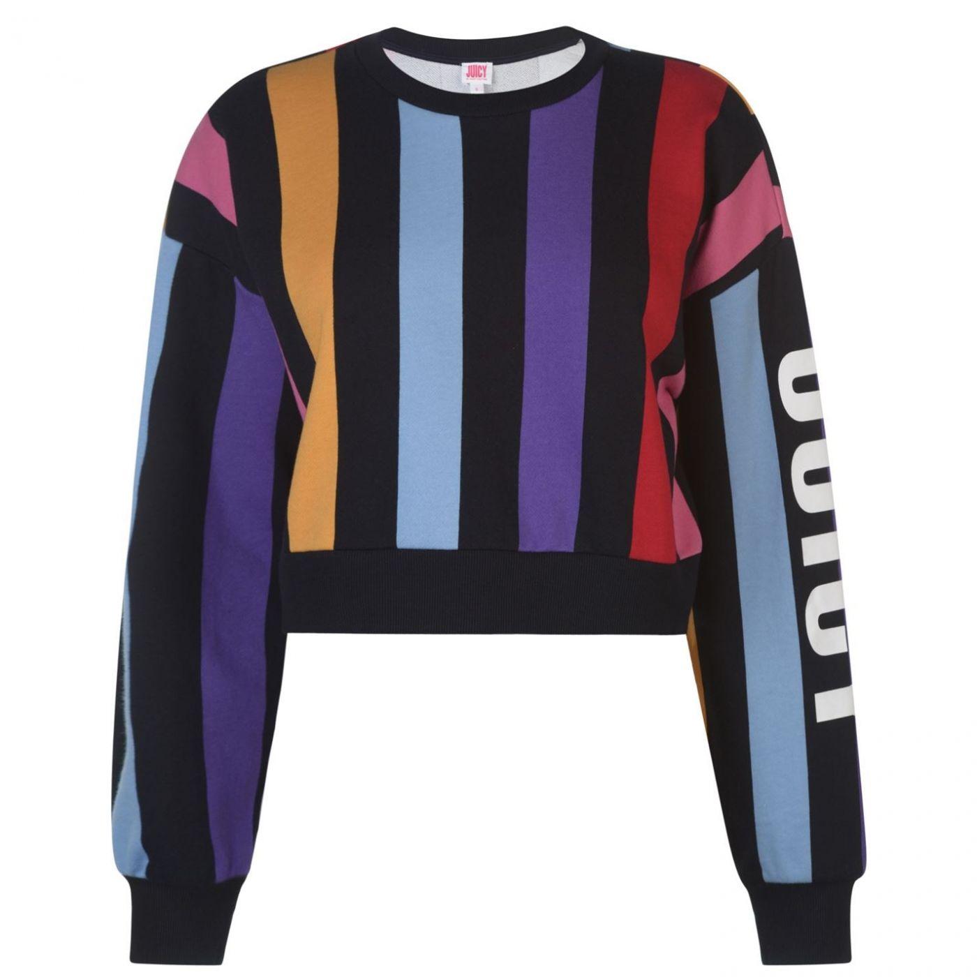 Juicy Stripe Sweater