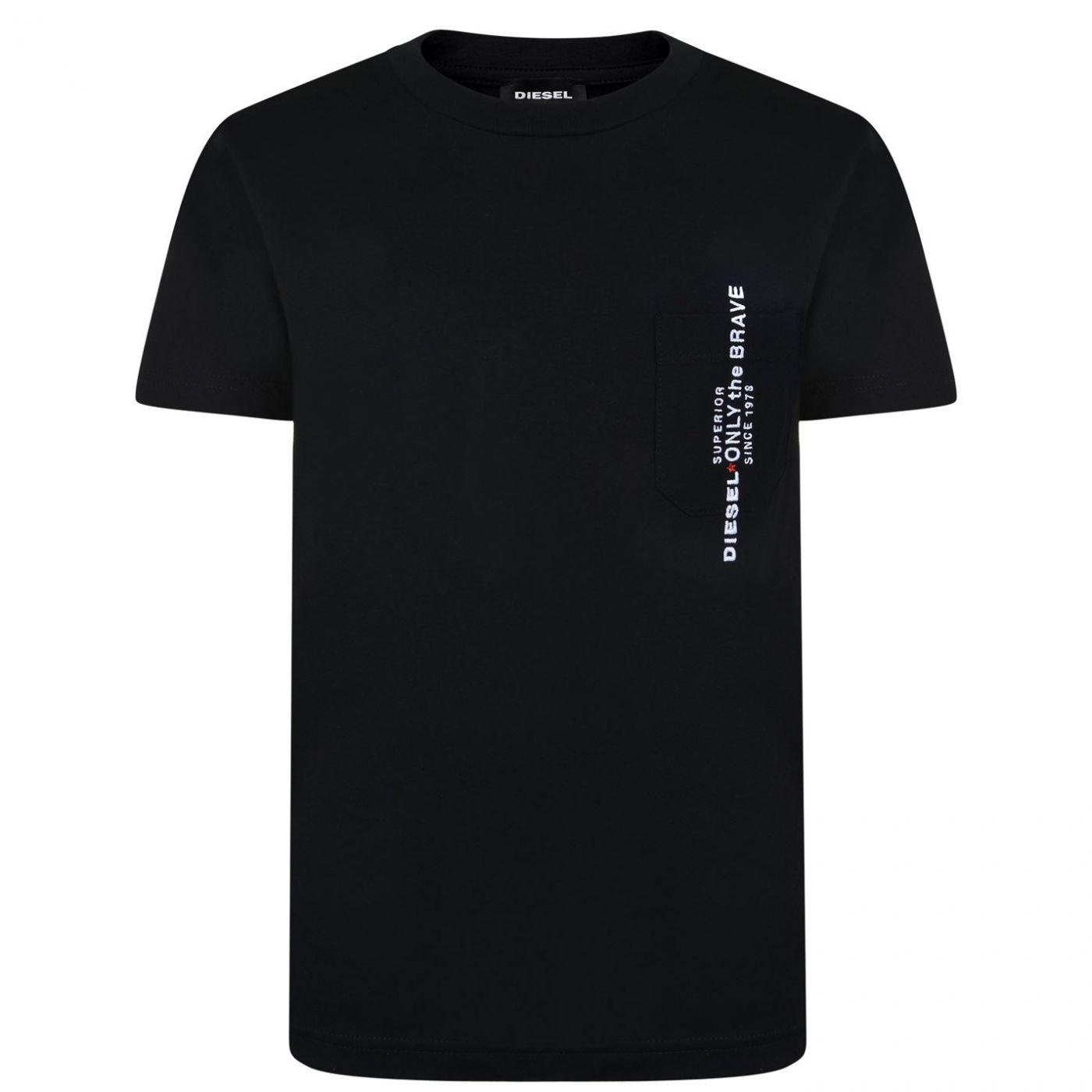 Diesel Pocket T Shirt