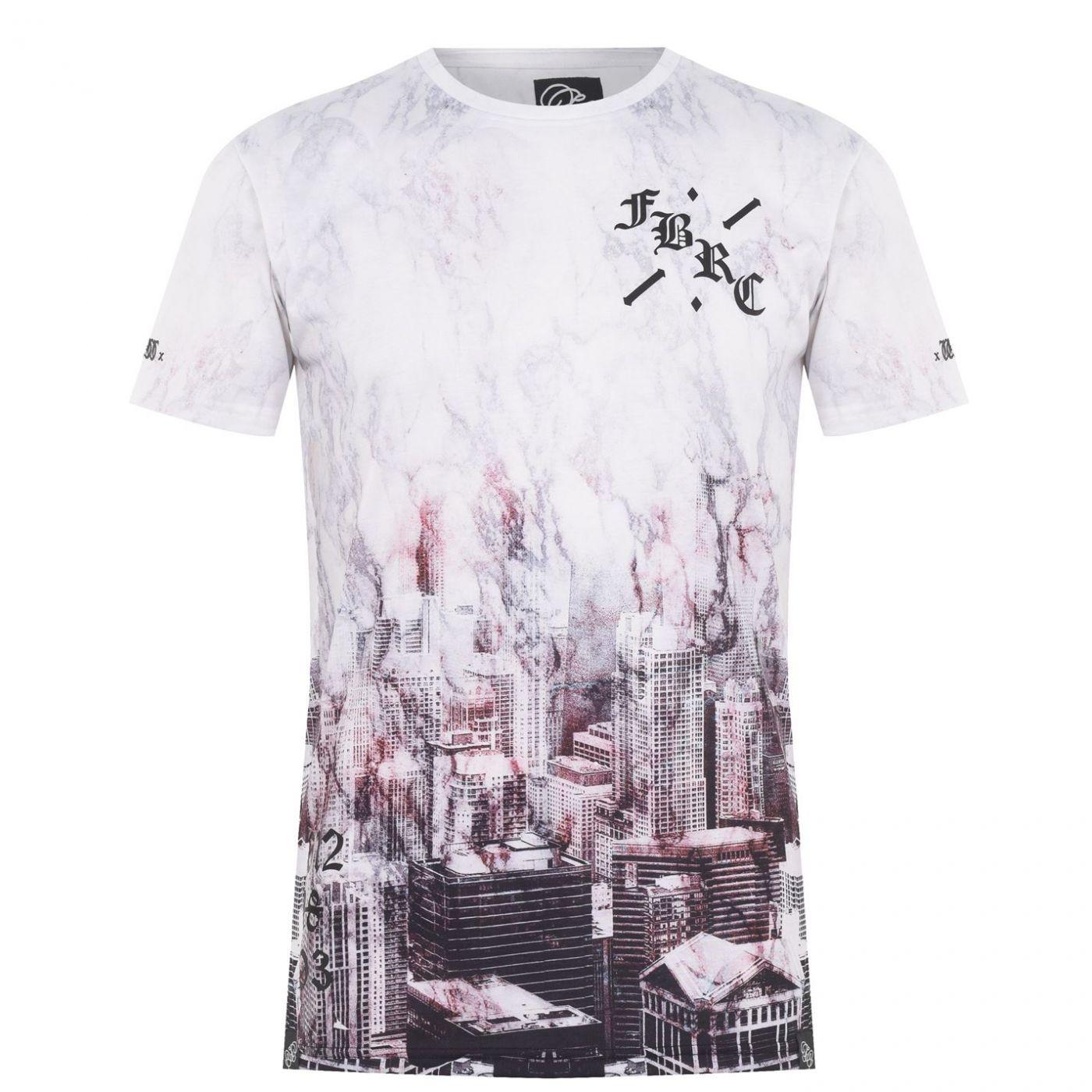 Men's T-shirt Fabric Sub