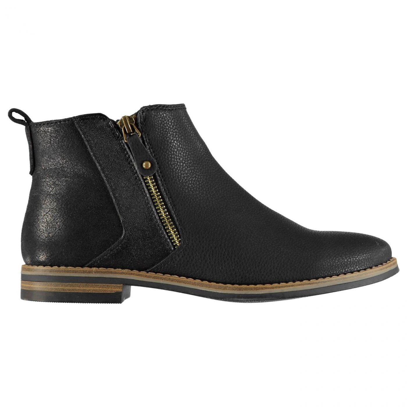 Miso Bijou Zip Ladies Boots