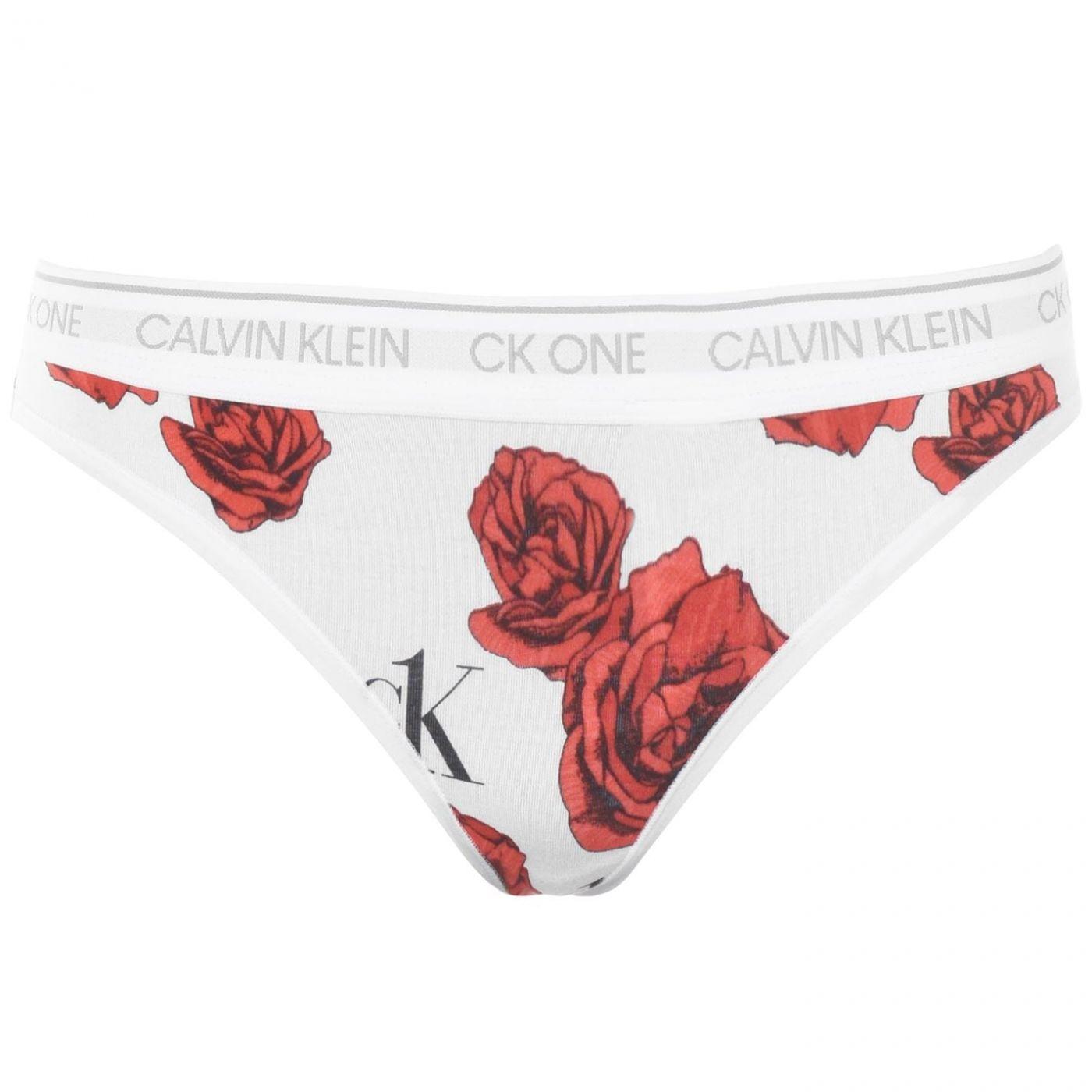 Calvin Klein ONE Cotton Thong