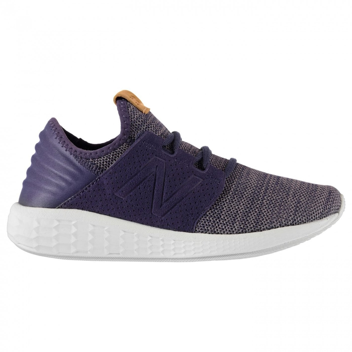 New Balance Fresh Foam Cruz V2 Nubuck Womens Running Shoes