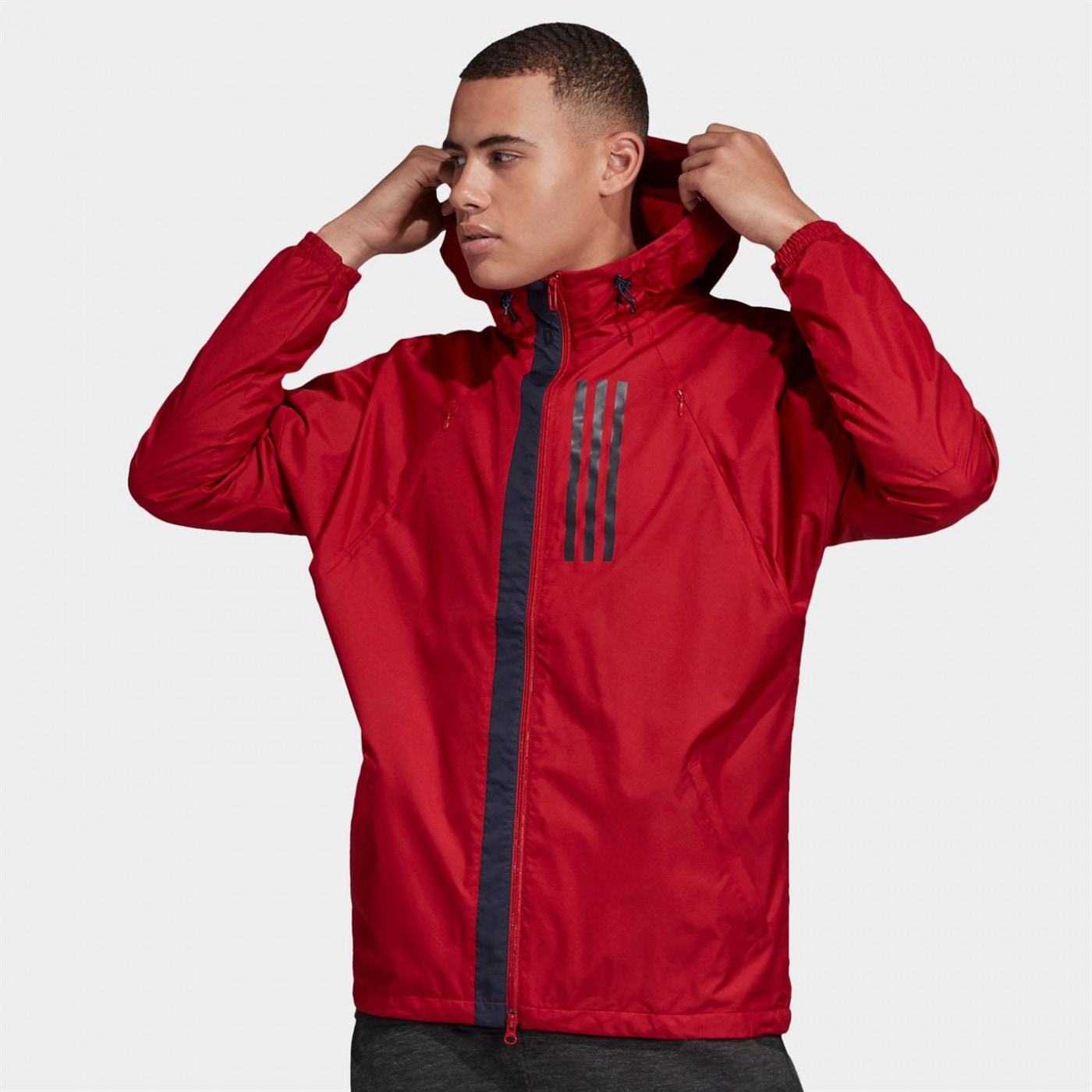 Adidas WND Full Track Jacket Mens