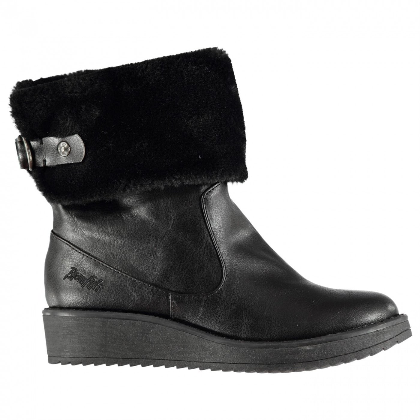 Blowfish Clairey Ankle Boots