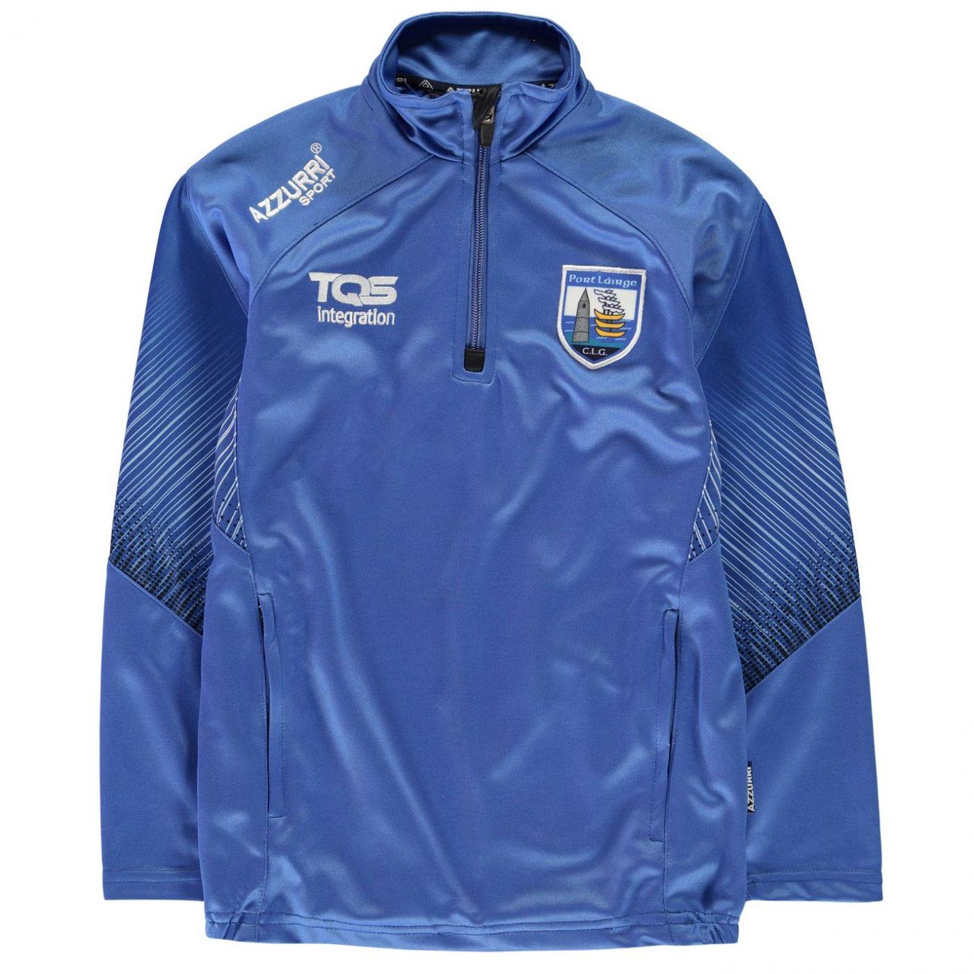 Azzurri Boys Kinvara Half Zip Pullover