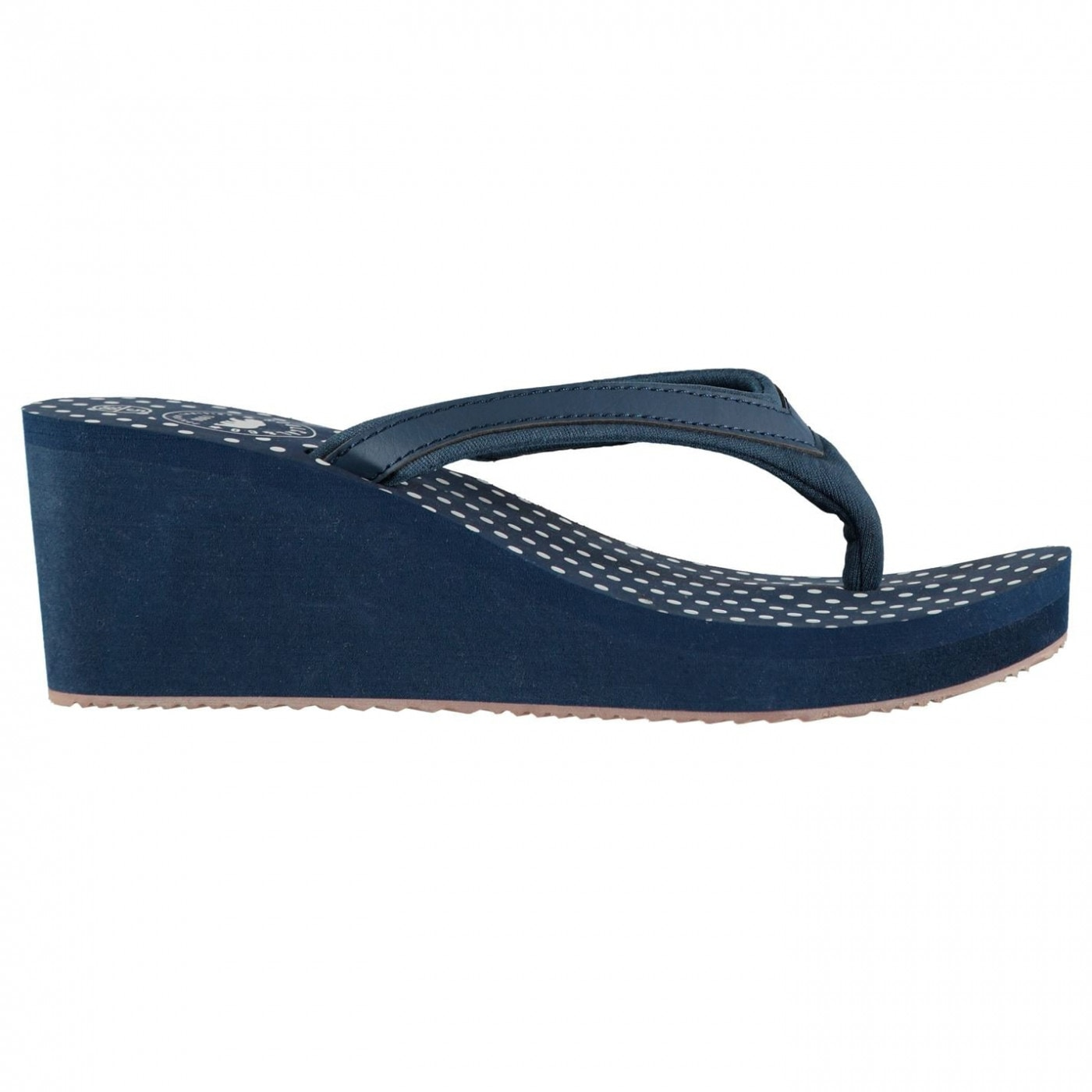 Women's flip-flops SoulCal Eva Wedge