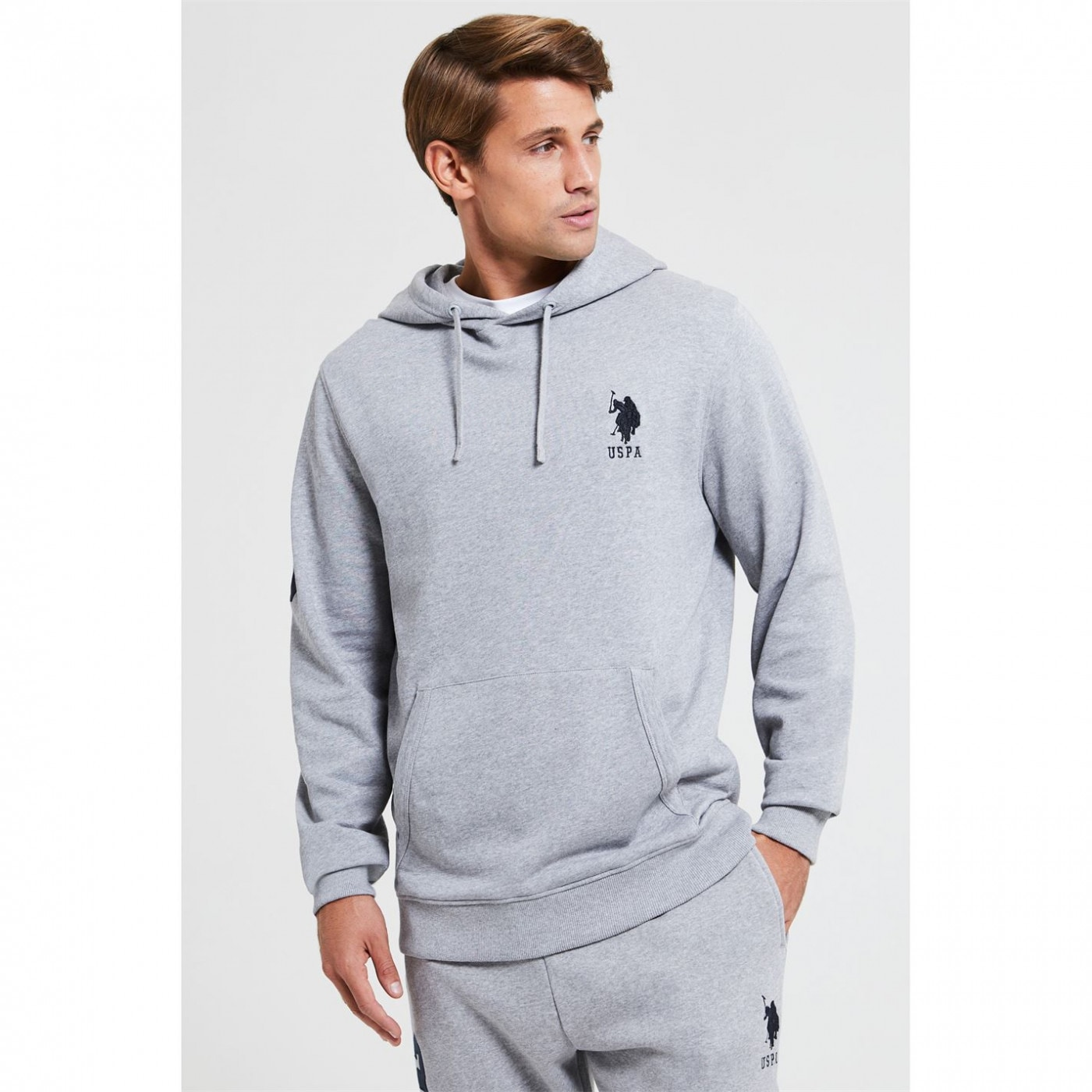 US Polo Assn Player 3 Pullover Hoodie