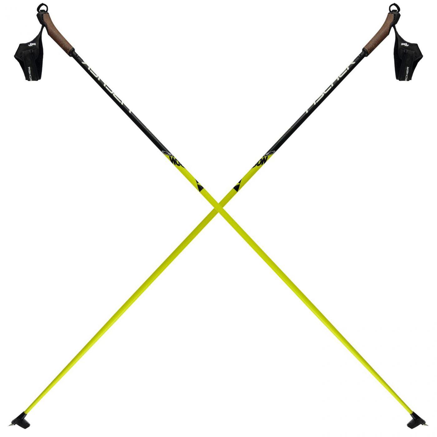 Fischer RC3 Aluminium Ski Poles