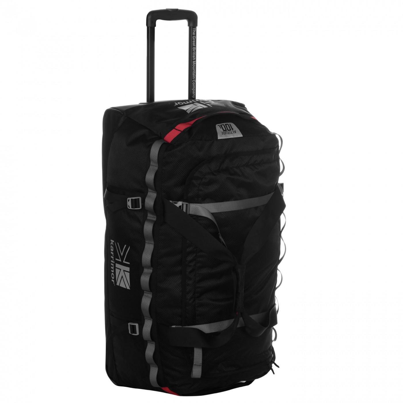 Suitcase Karrimor Altitude 100L Wheeled