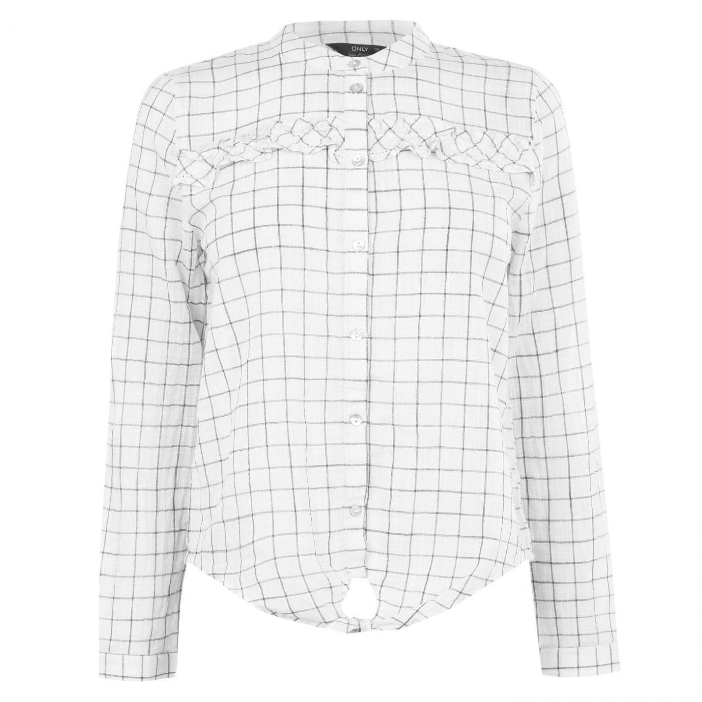 Only Women's Bridie Denim Shirt