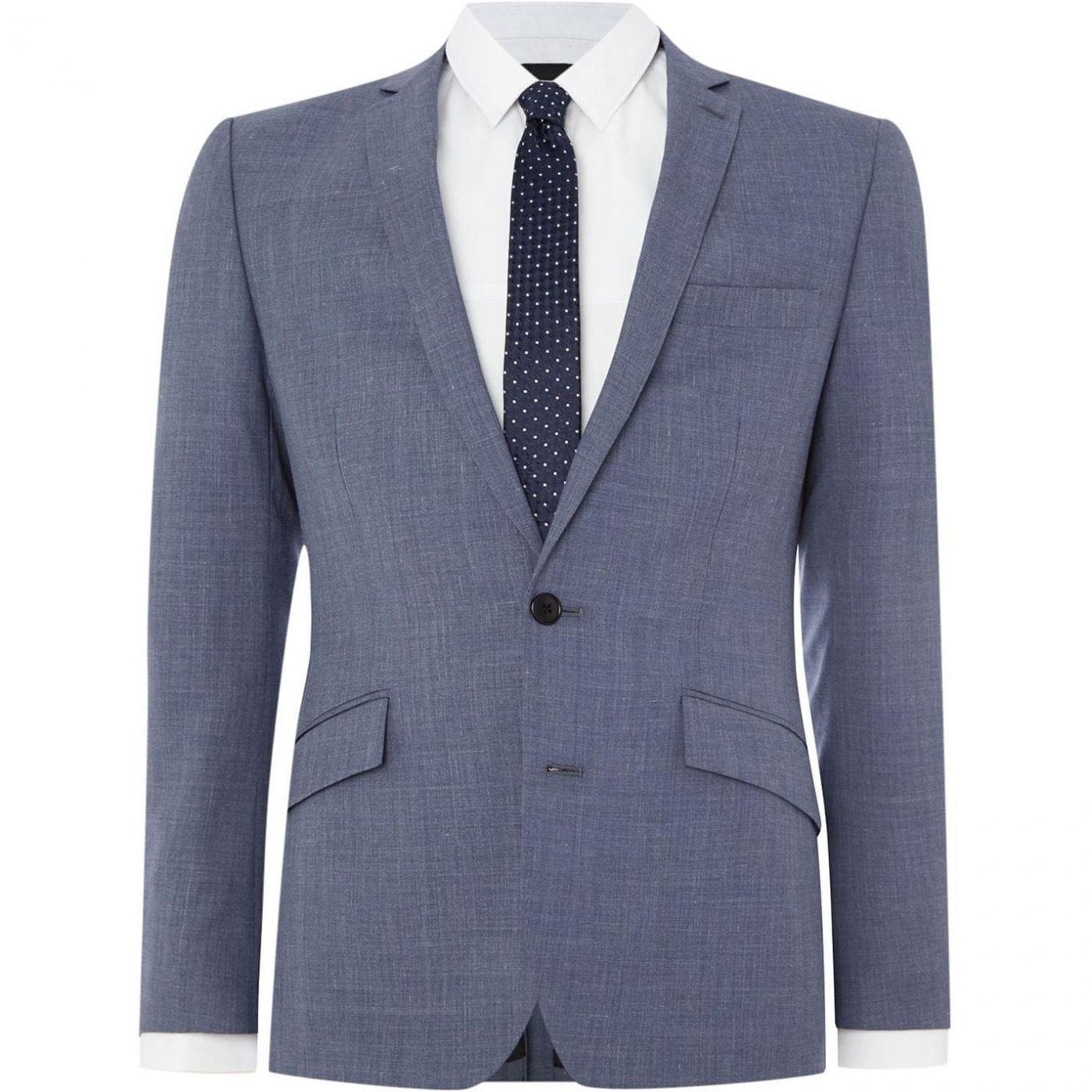 Kenneth Cole Sheldon Silm Fit Suit Jacket