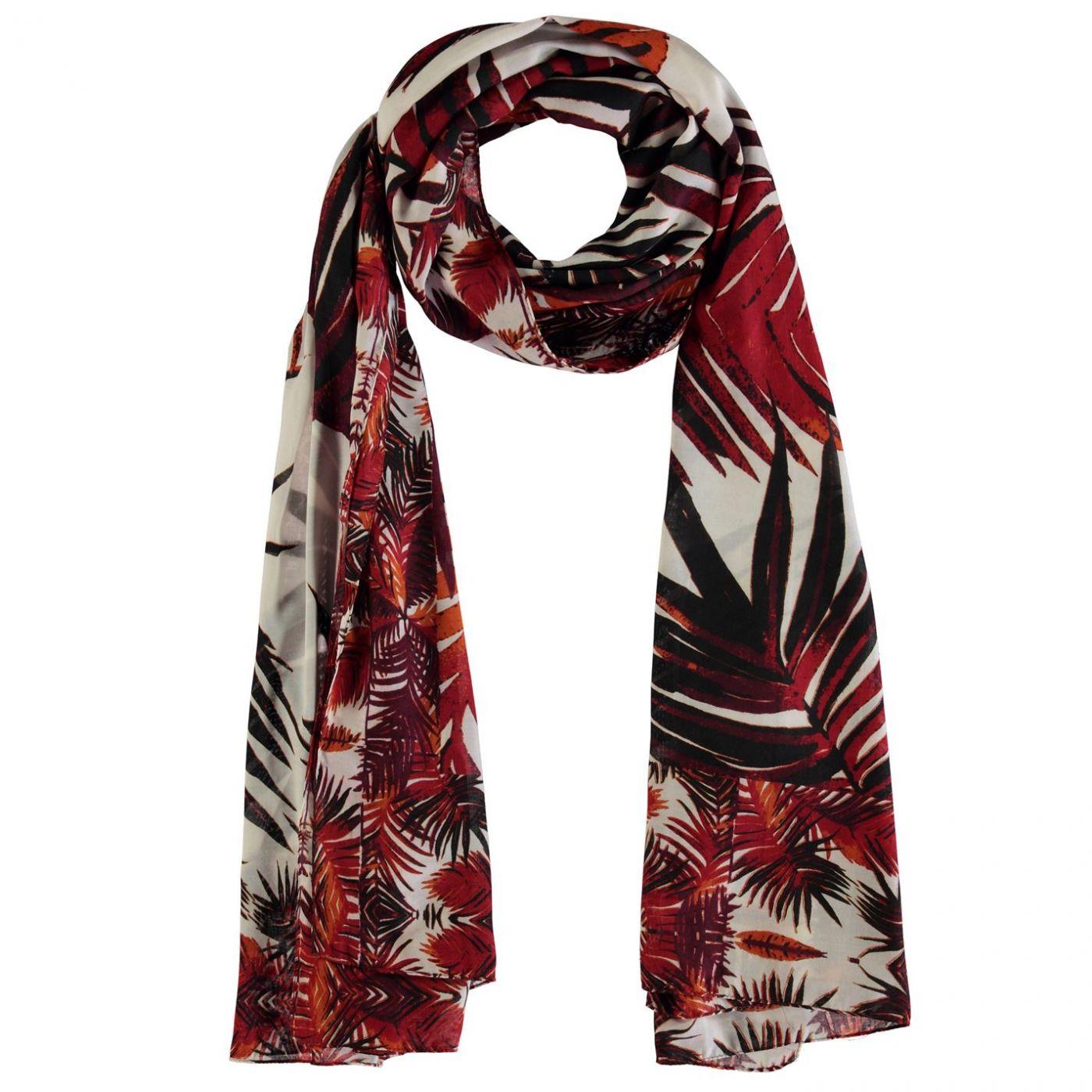 Biba Spicy palm beach scarf