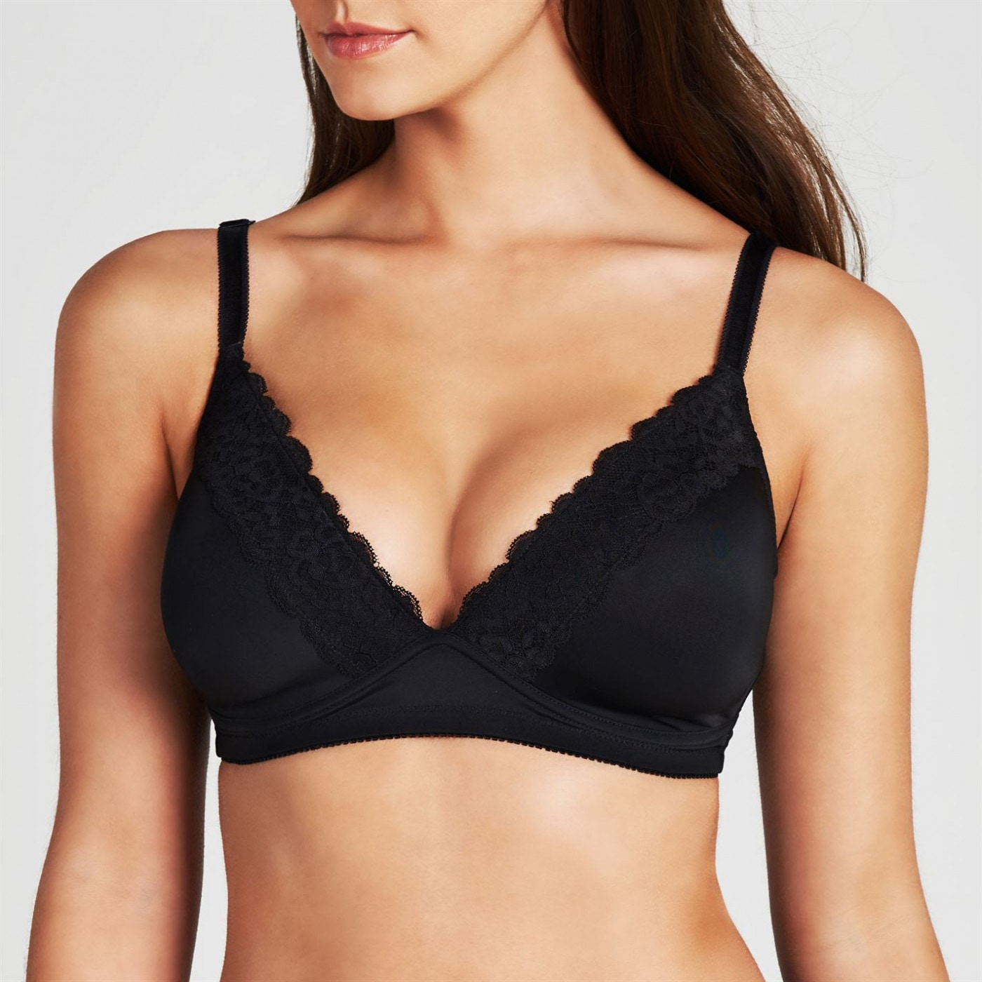 Miso Lace Non Wired Bra Ladies