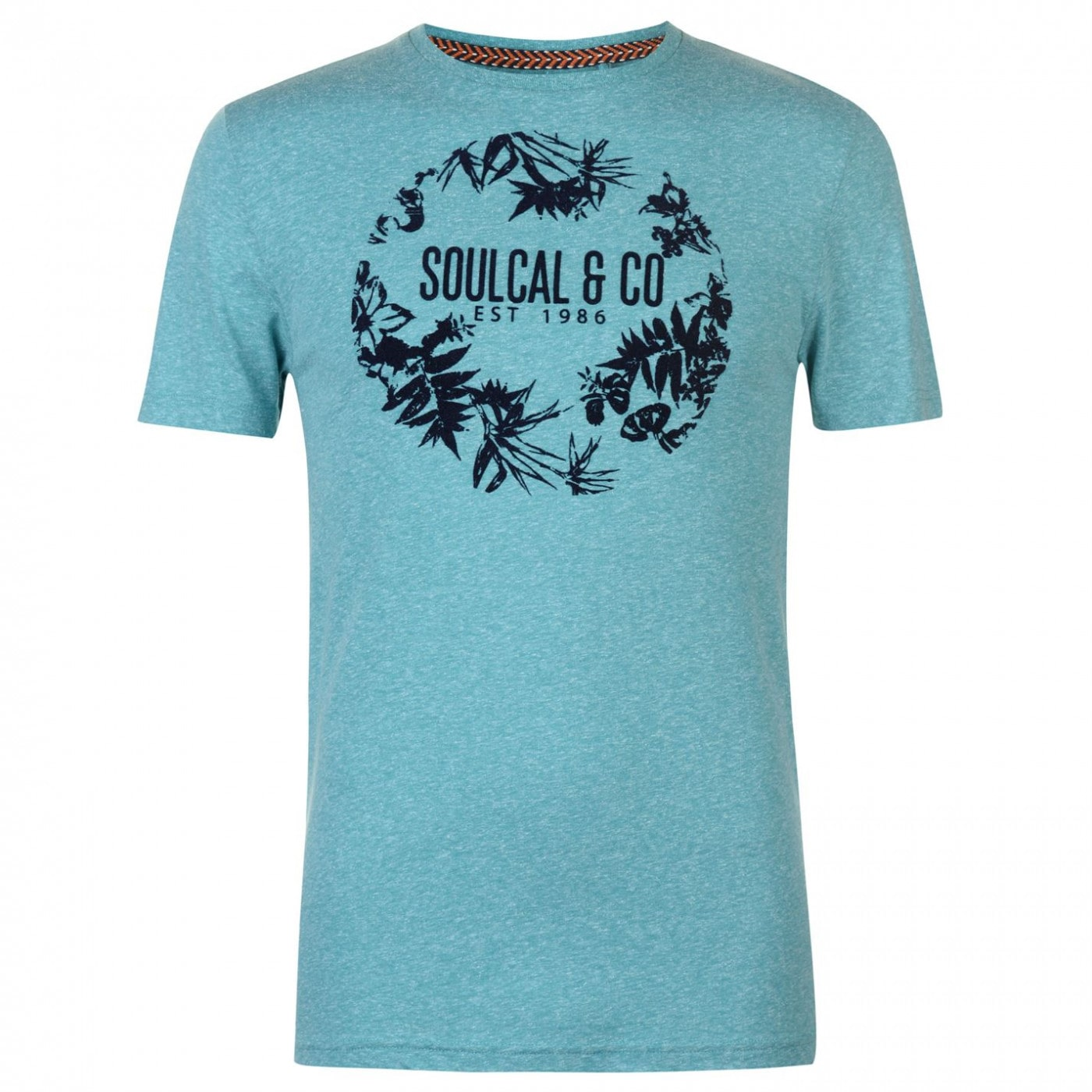 SoulCal Fashion T Shirt Mens