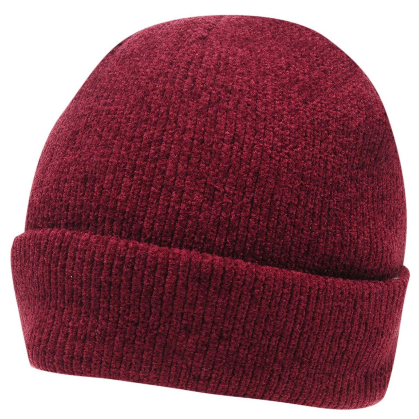 Gelert Chenille Hat Ladies