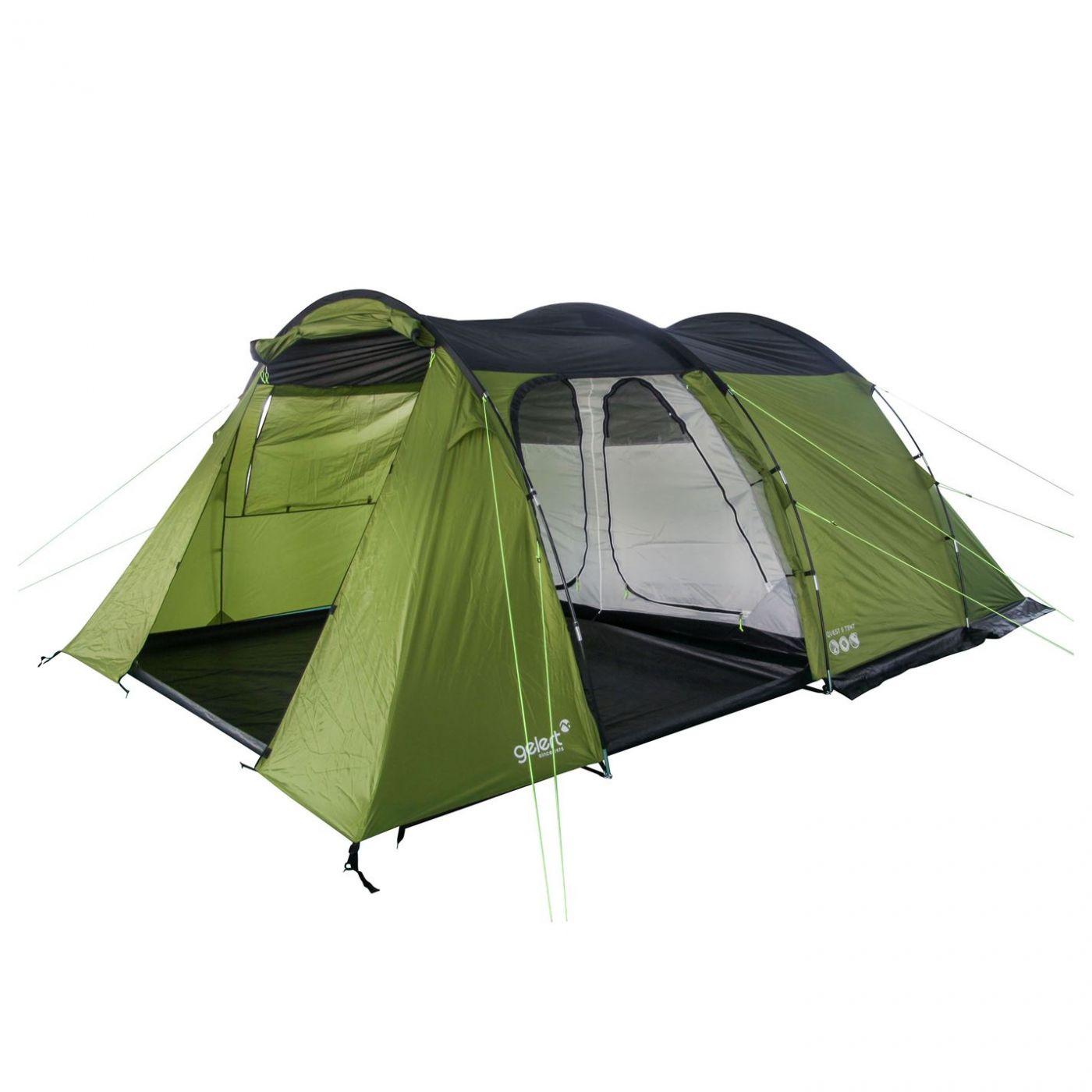 Gelert Quest 5 Tent 93
