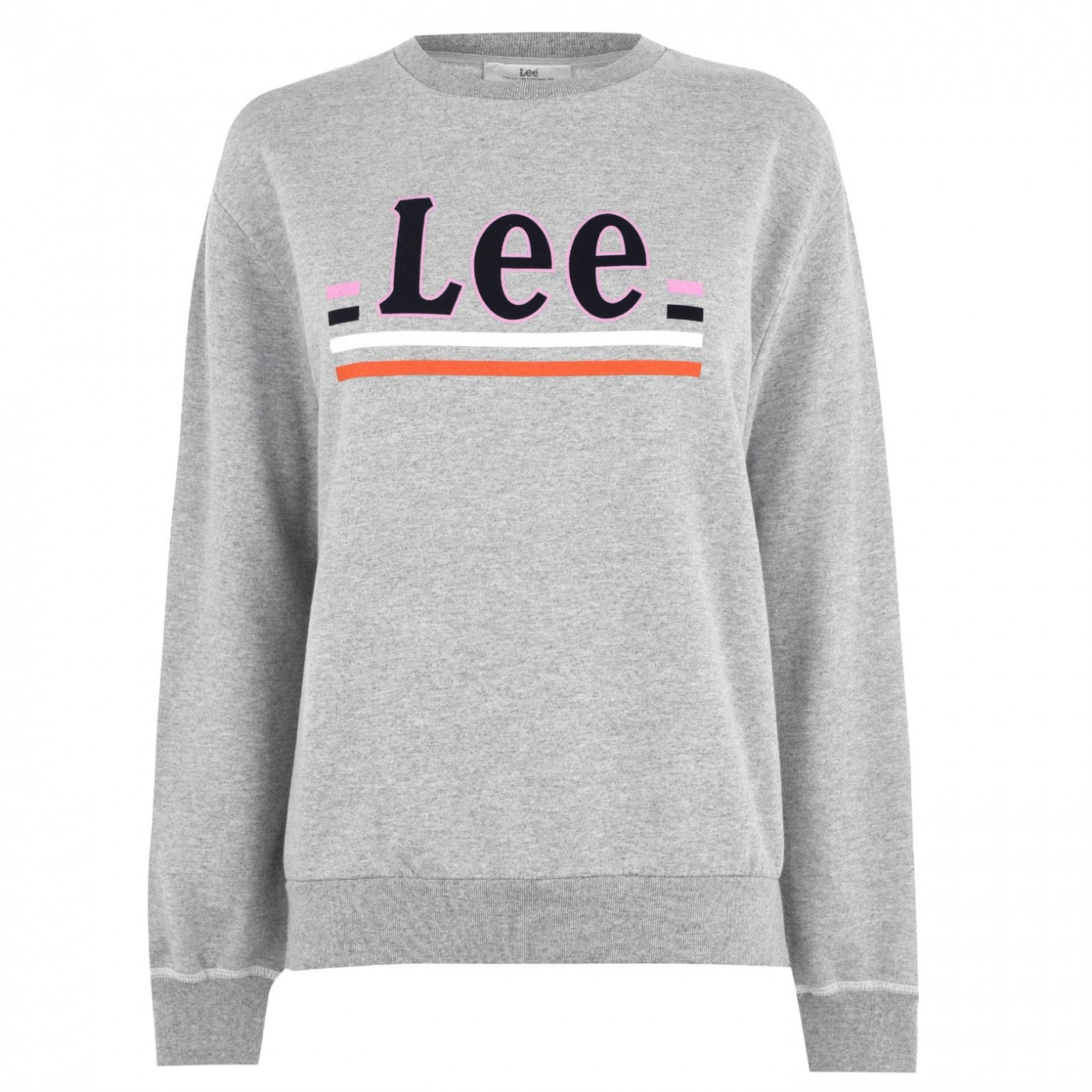Lee Jeans Logo Sweatshirt
