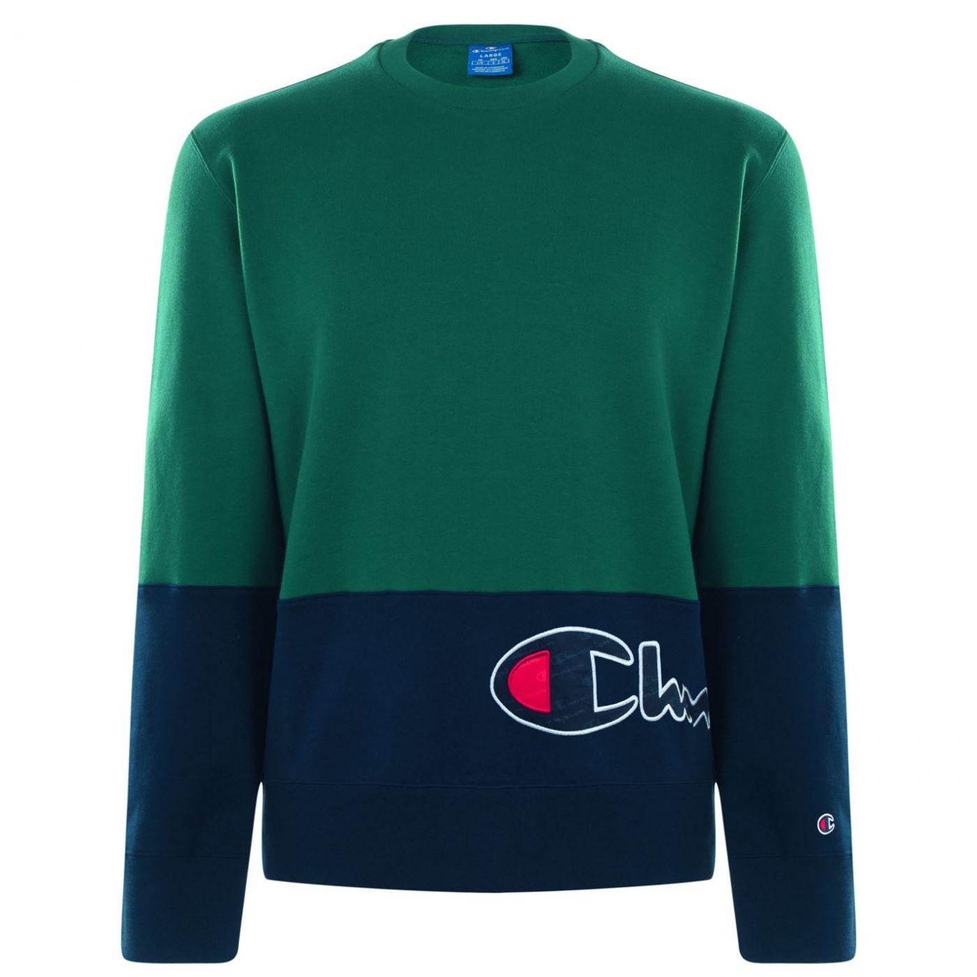 Champion Cut and Sew Sweatshirt