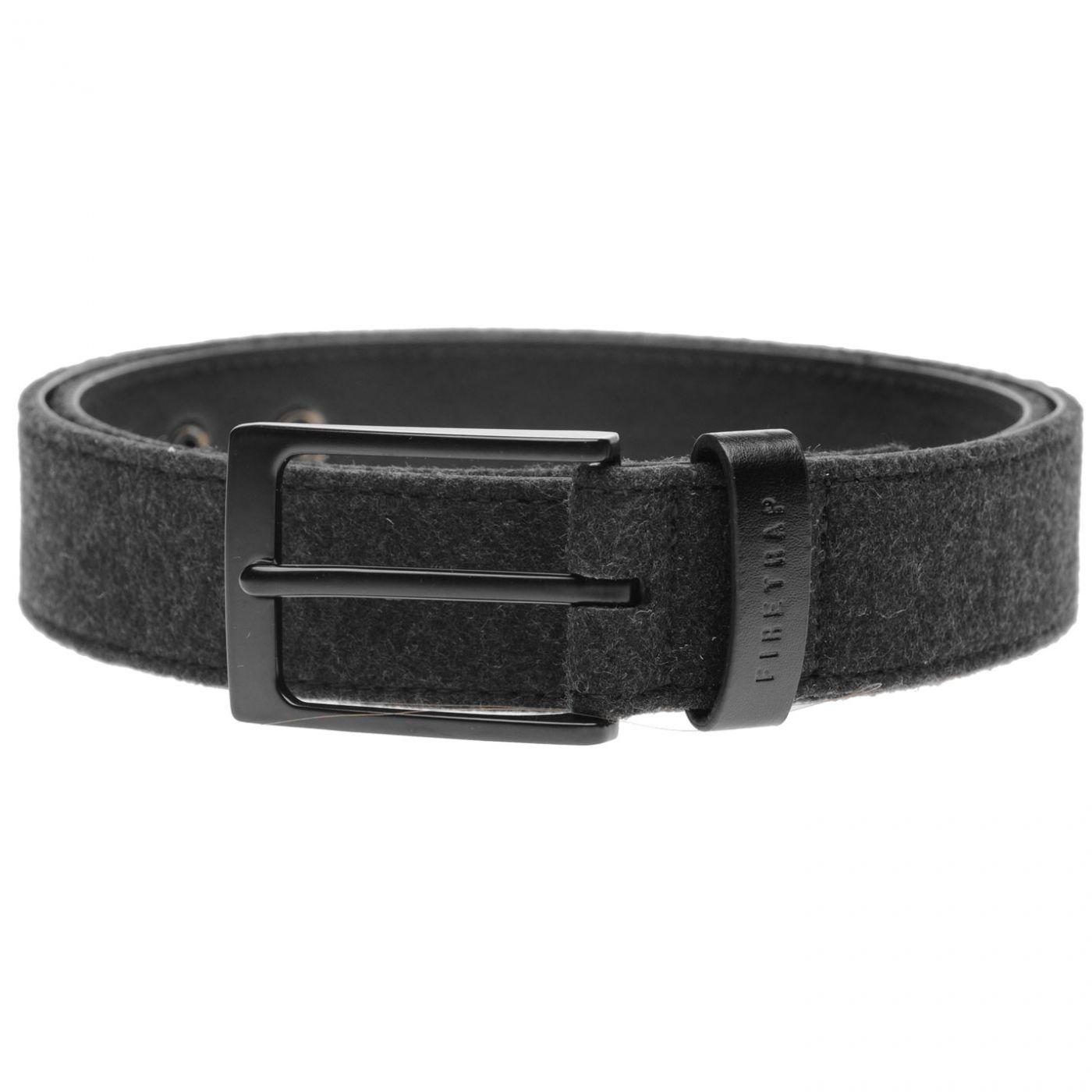 Firetrap Wool Belt