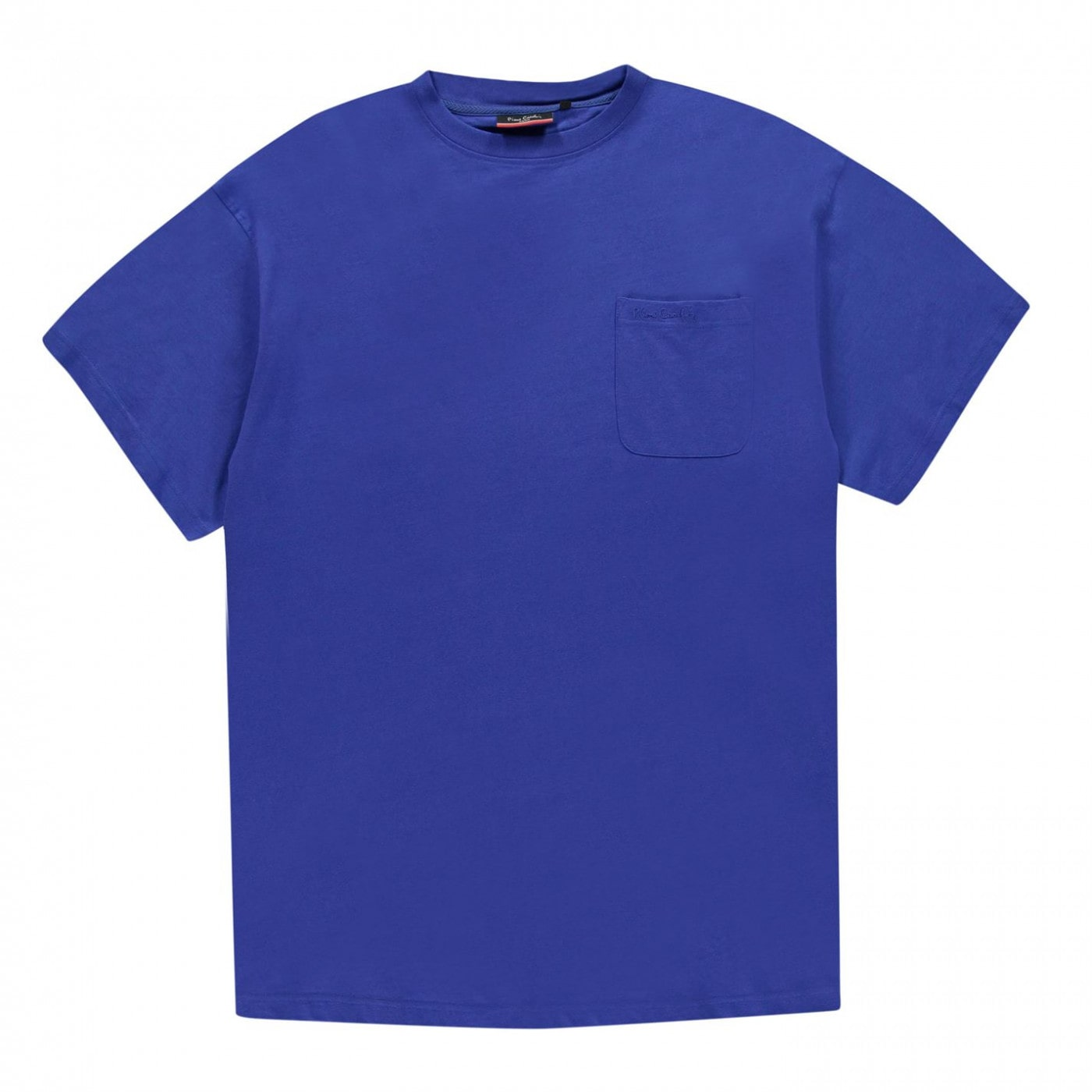 Pierre Cardin Extra Large Single Pocket T Shirt Mens