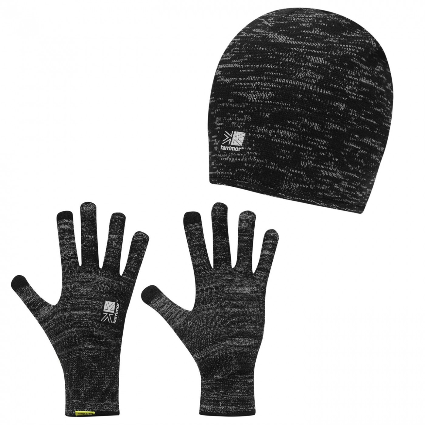 Karrimor Hat and Glove Set Mens