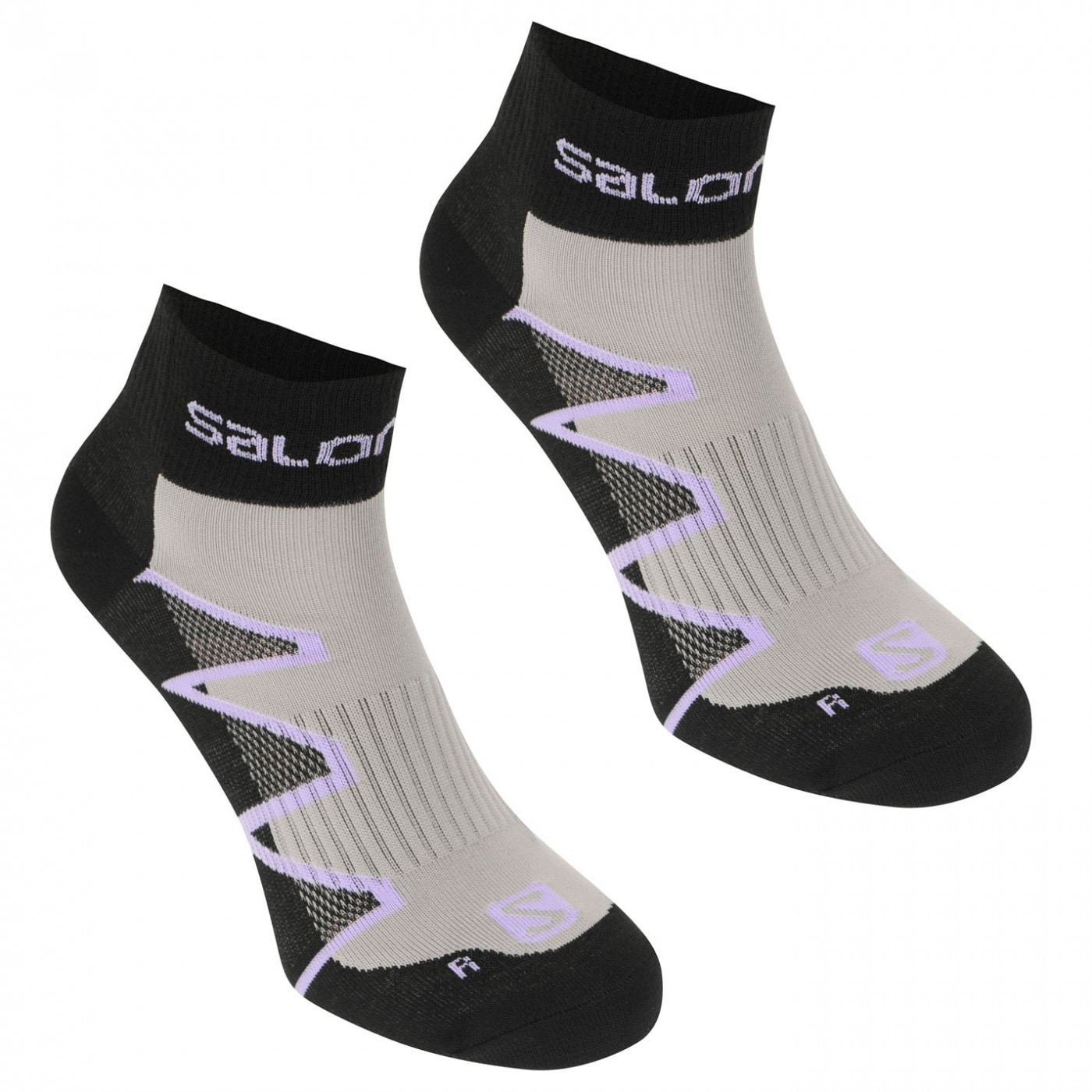 Salomon XA Pro 2 Pack Ladies Running Socks