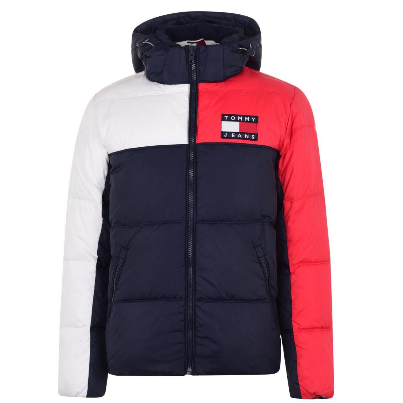 Tommy Jeans Colour Block Jacket