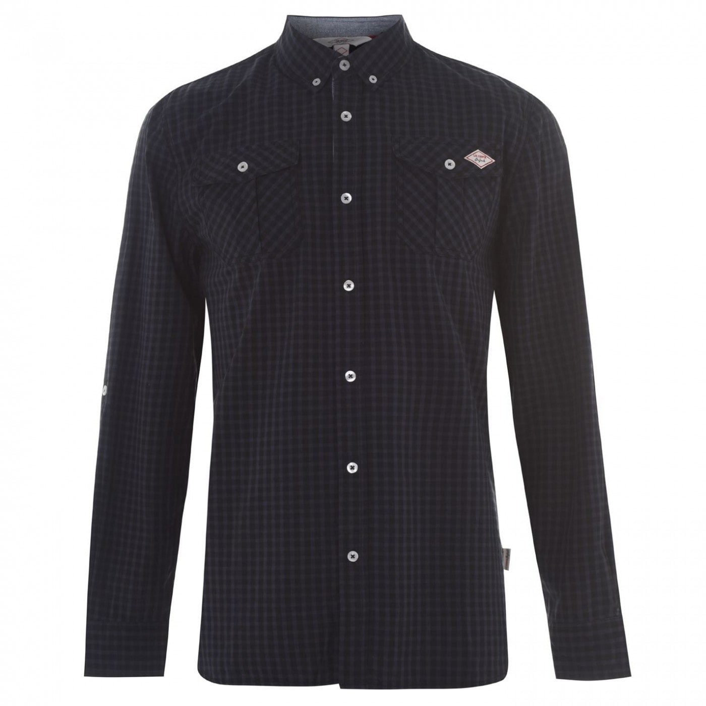 Lee Cooper Long Sleeve Shirt Mens