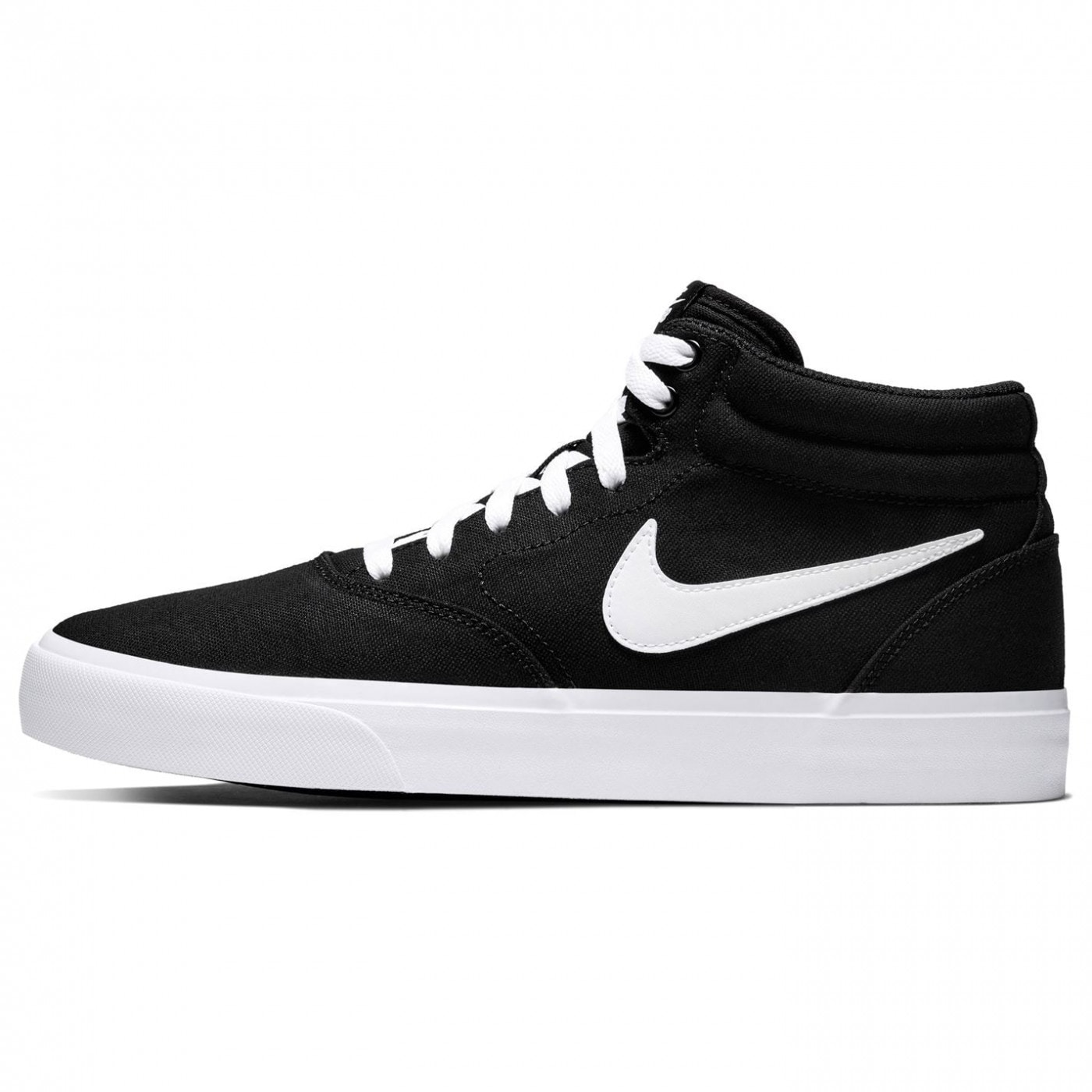 Nike SB Charge Mid Canvas Trainers Mens