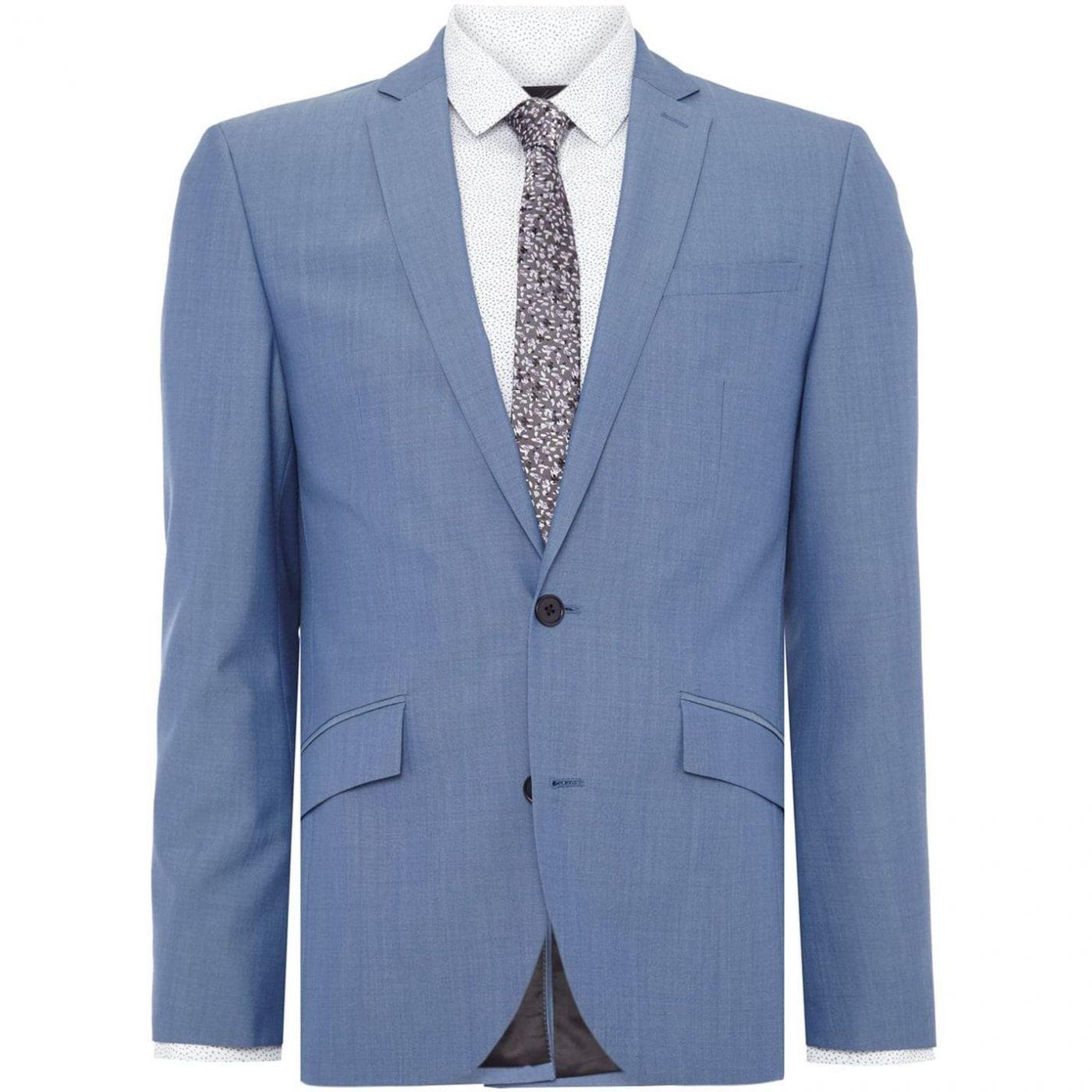 Kenneth Cole Ralph SB2 Slim Fit Suit Jacket