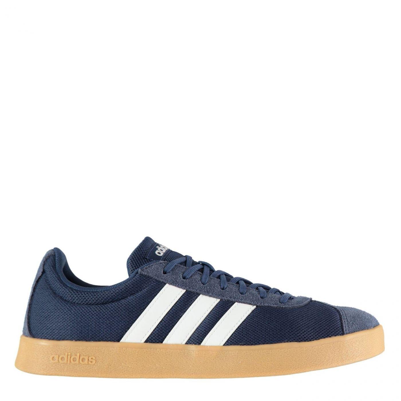 Adidas VL Court Mesh Mens Trainers
