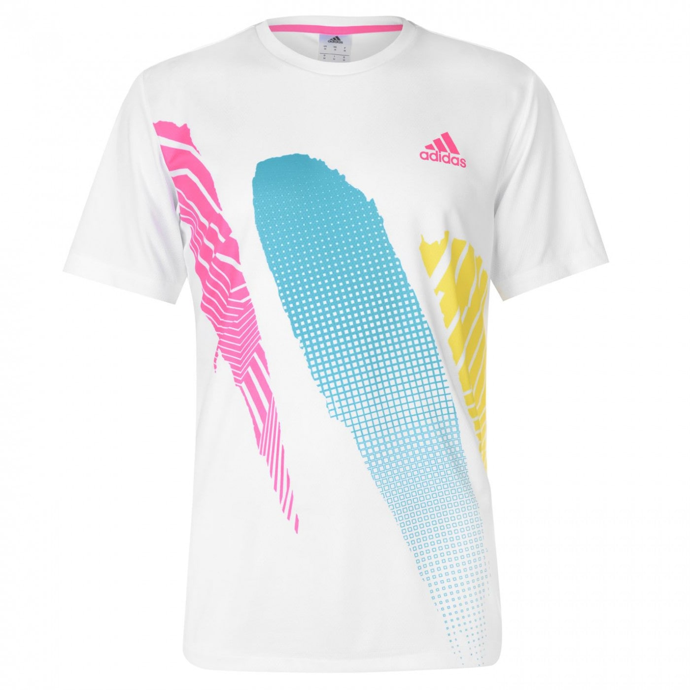 Adidas Seasonal Tennis T Shirt Mens