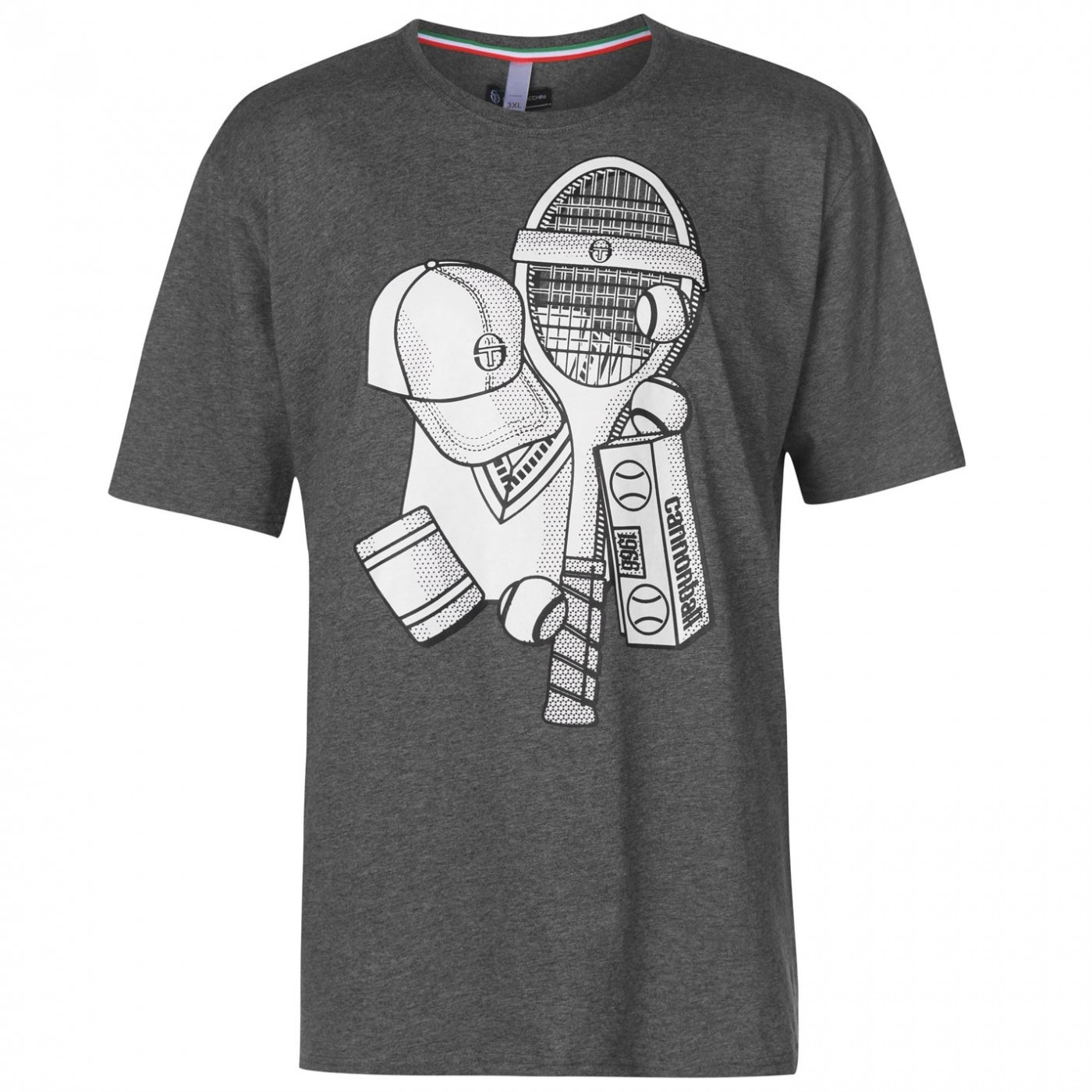 Sergio Tacchini Zoste T Shirt Mens