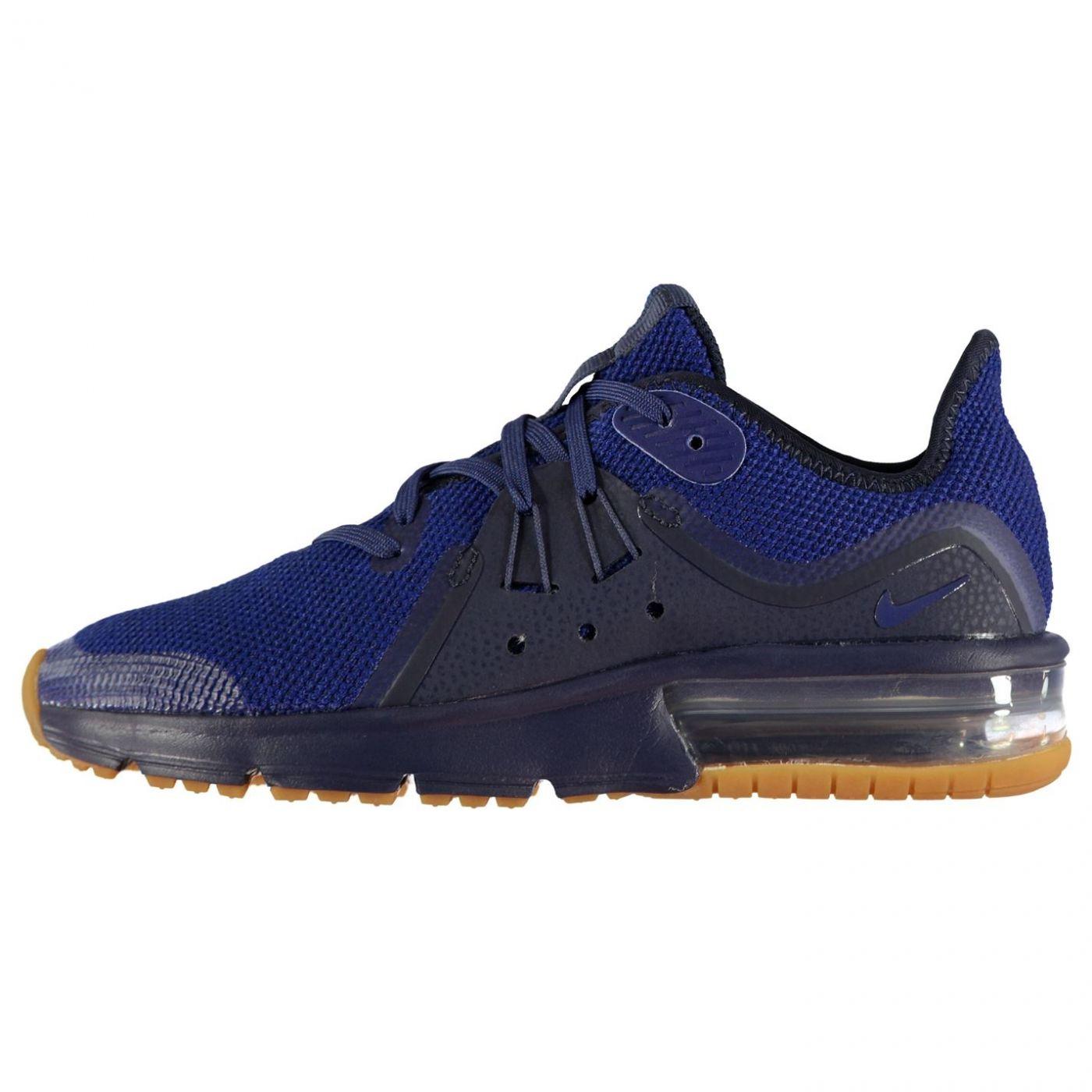 020f6904f3ebb Nike Air Max Sequent 4 Junior Boys Trainers - FACTCOOL