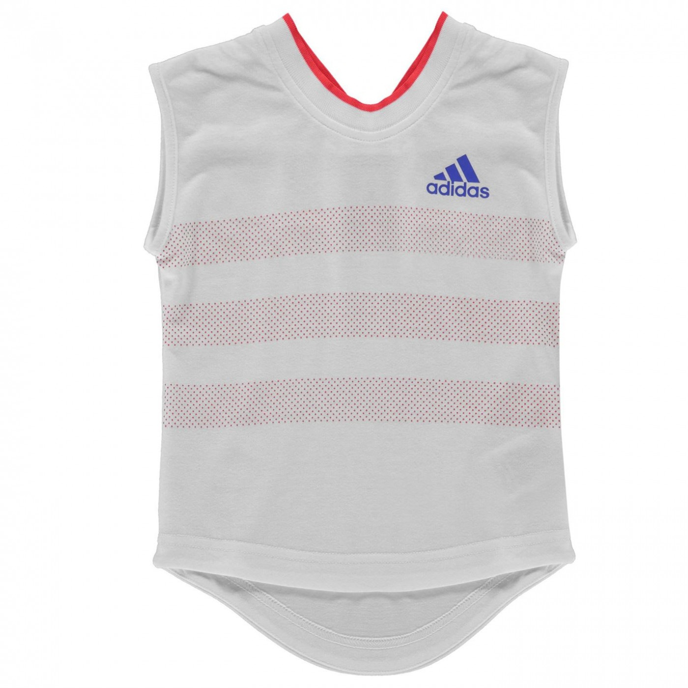 Adidas Summer Sleeveless Top Child Girls