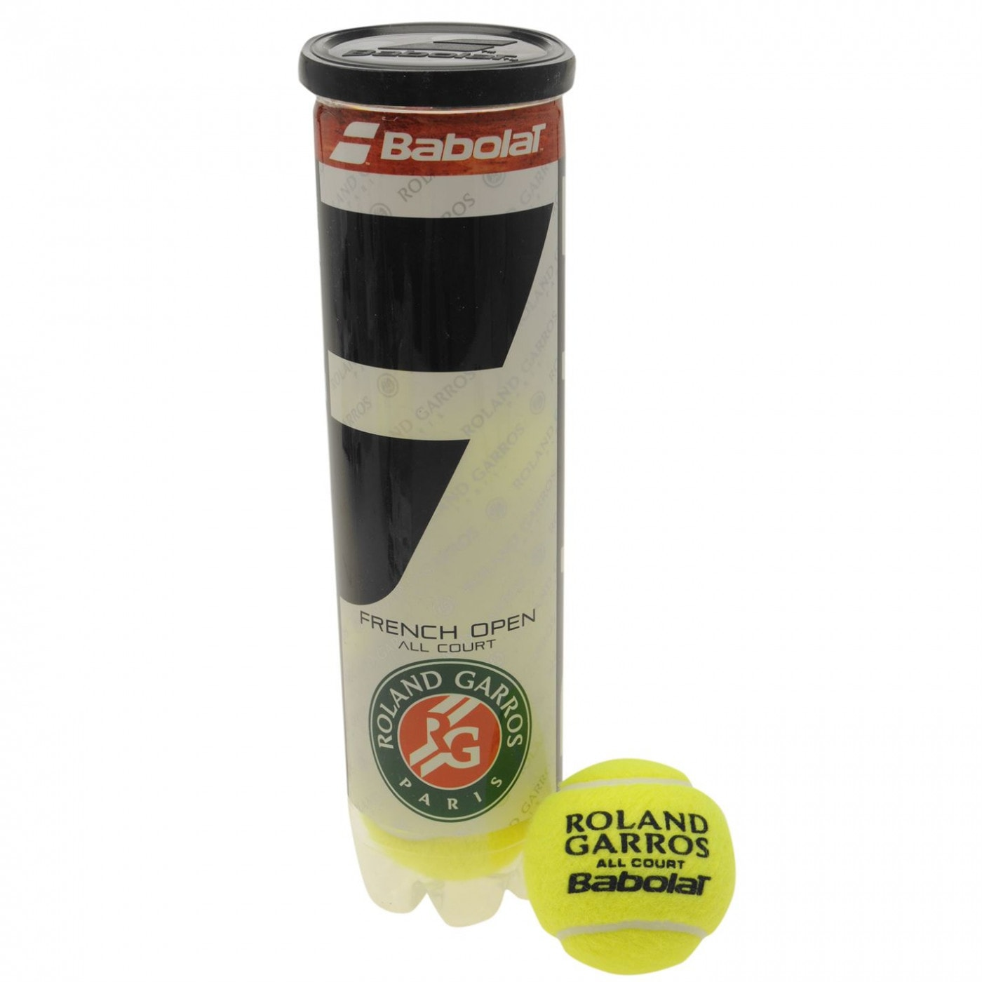 Babolat Roland Garros All Court Tennis Balls