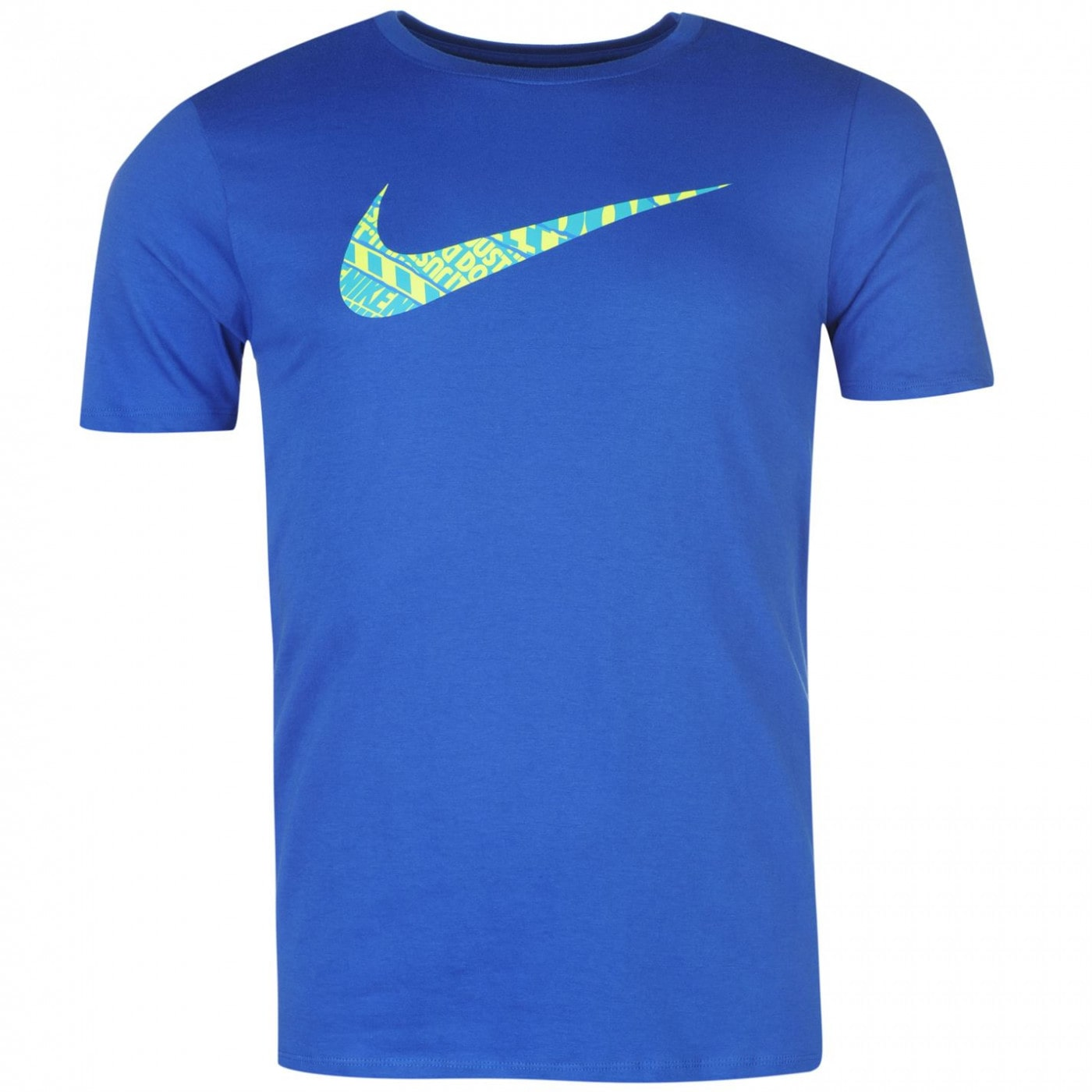 nike swoosh just do it quote t shirt mens factcool